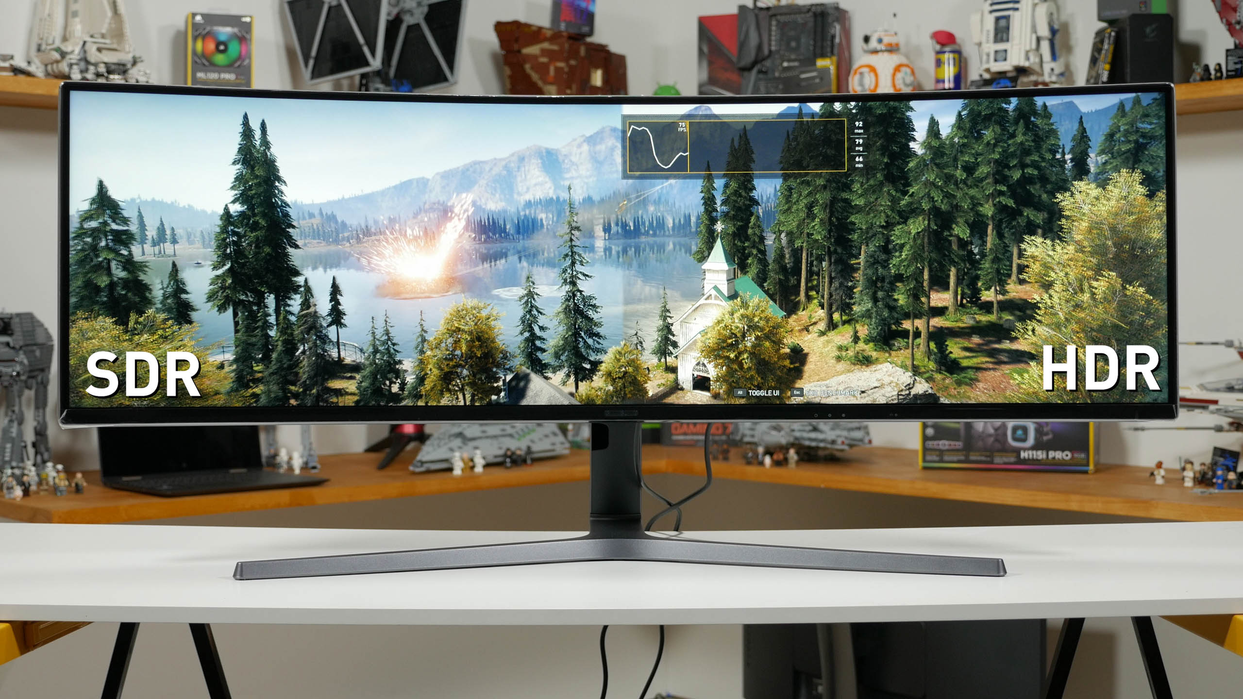 FreeSync 2 in Action: How Good Is It (Right Now)? - TechSpot