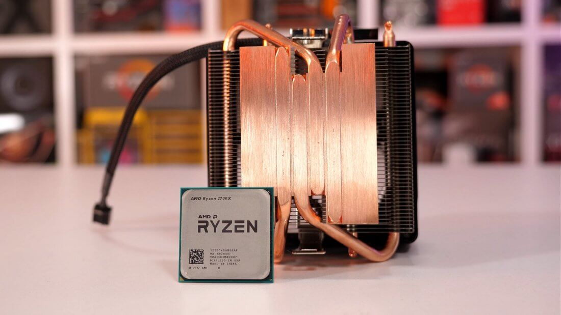 AMD Stock Coolers Tested: Wraith Prism vs  Wraith Spire vs