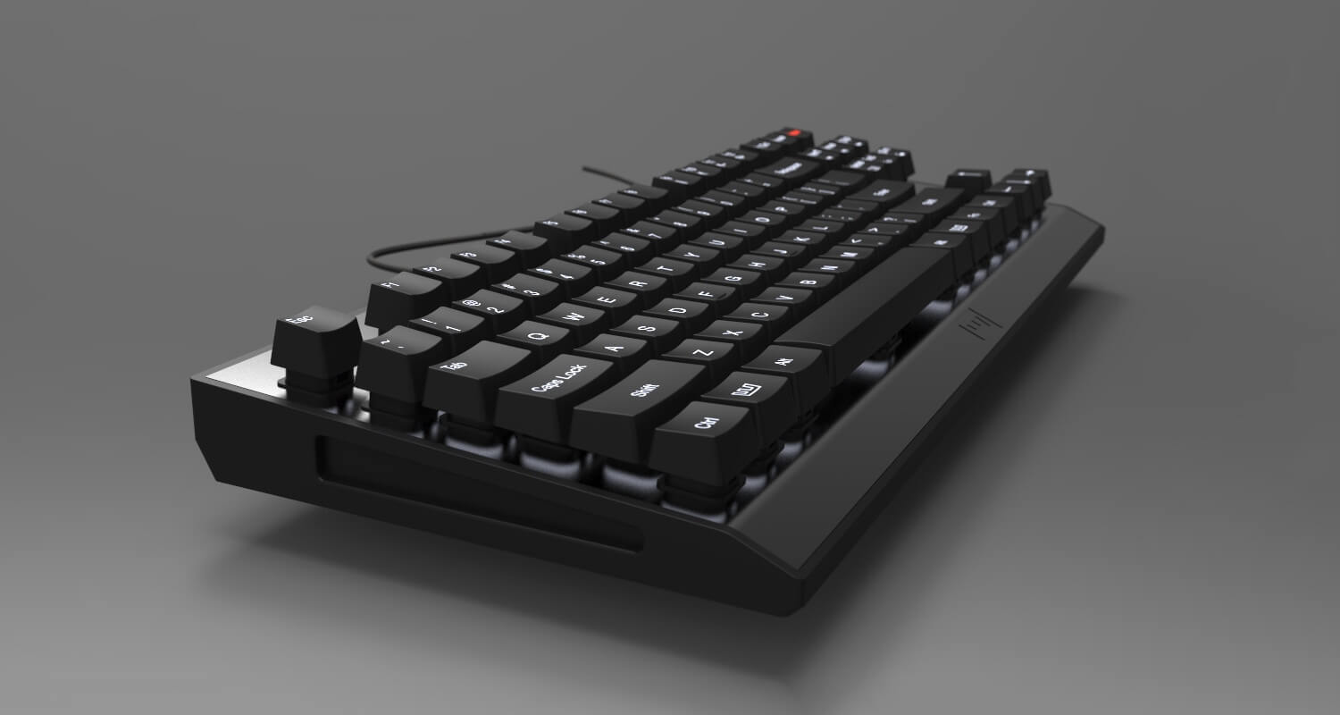 We Tried the World's First Analog Mechanical Keyboard: 3