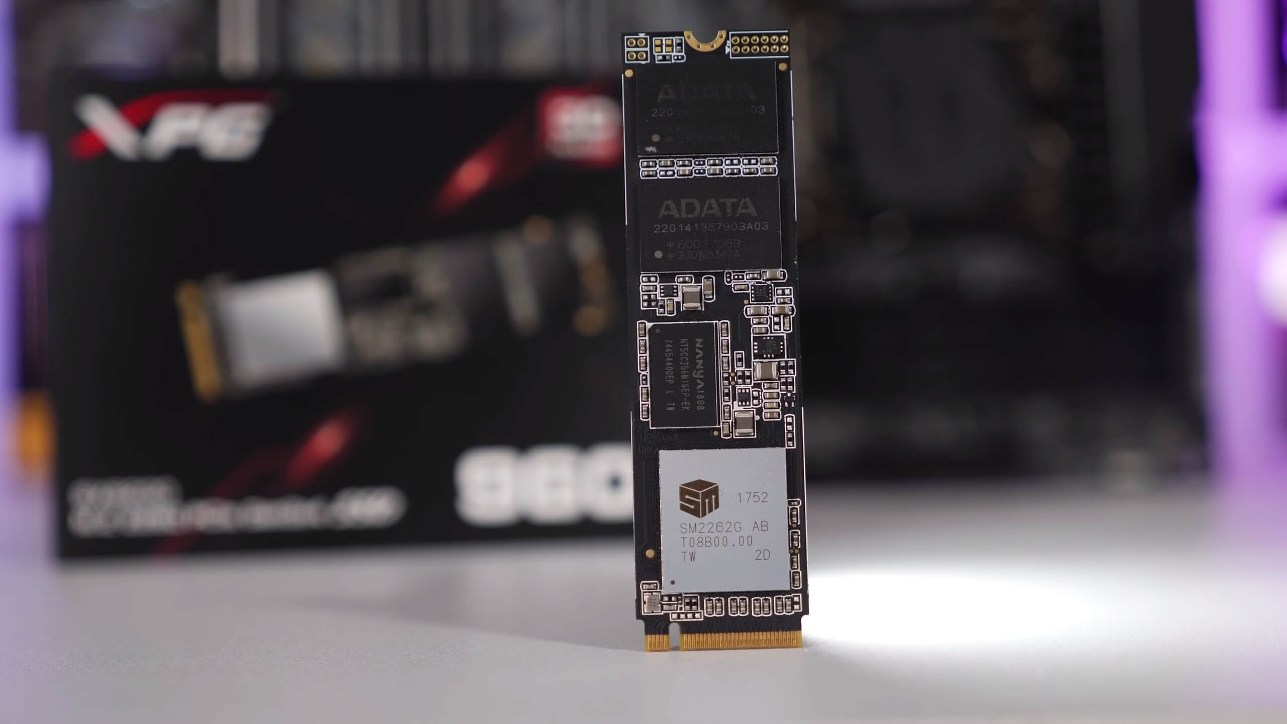 NVMe SSD Storage Performance: Intel Z370 vs  AMD X470 - TechSpot