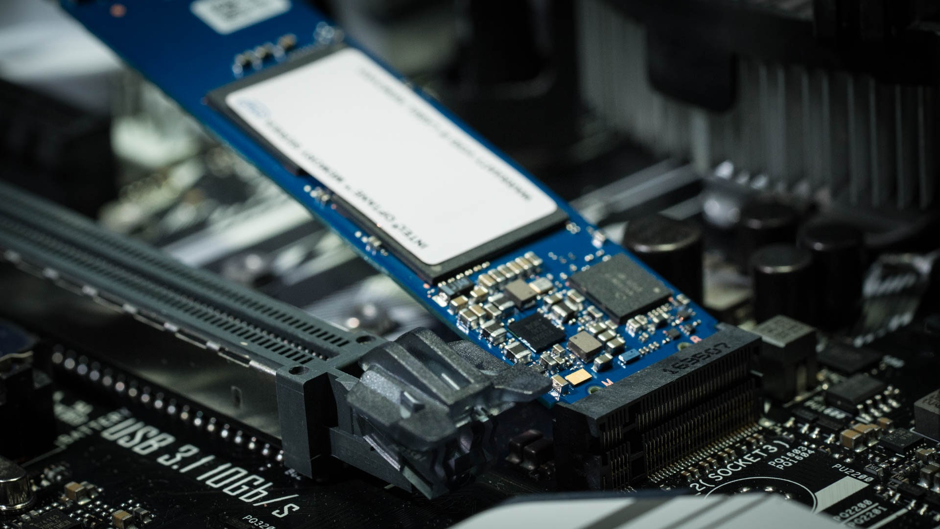 NVMe SSD Roundup 2018: Intel Optane, WD Black and Samsung 970 Evo