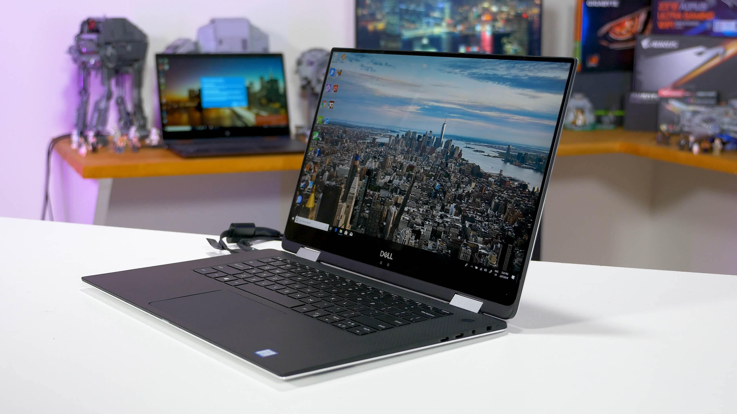 Dell XPS 15 2-in-1 Review - TechSpot