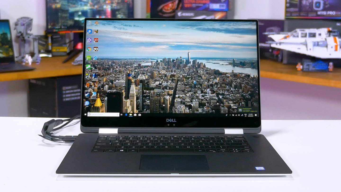 Dell XPS 15 2-in-1 Review: Kaby Lake-G Inside - TechSpot Forums