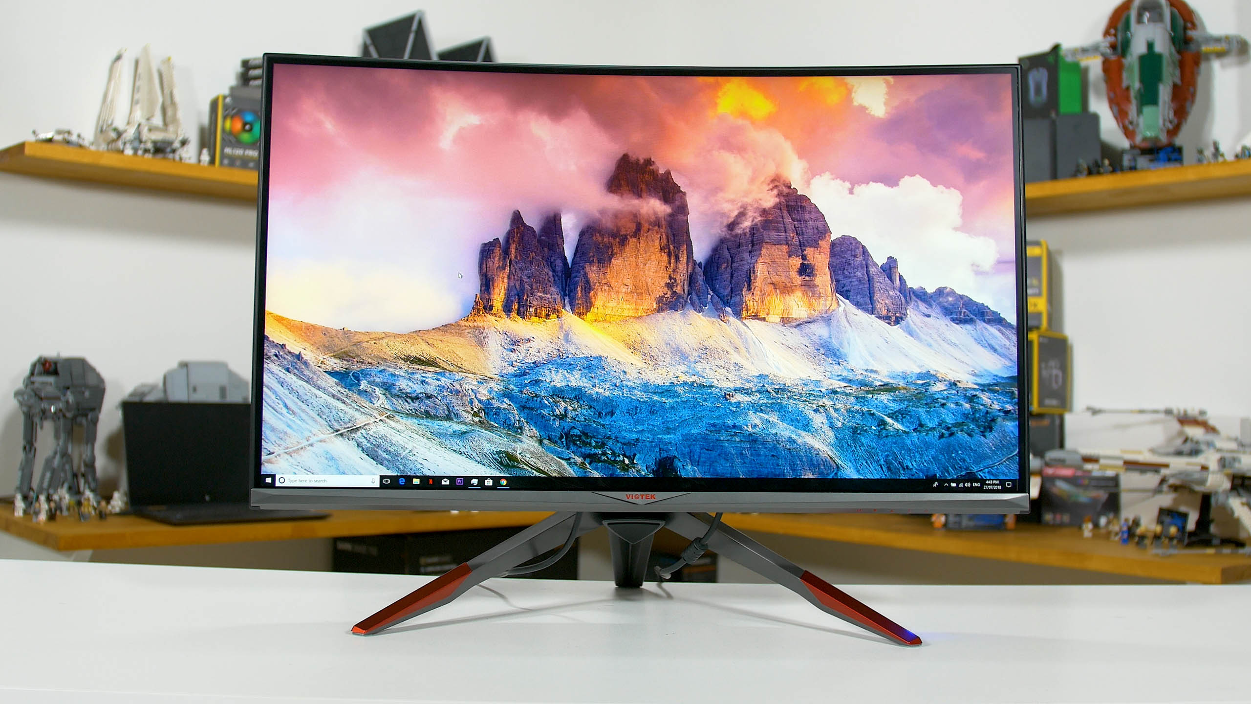 Tested: One of the Best-Selling (No Brand) Gaming Monitors
