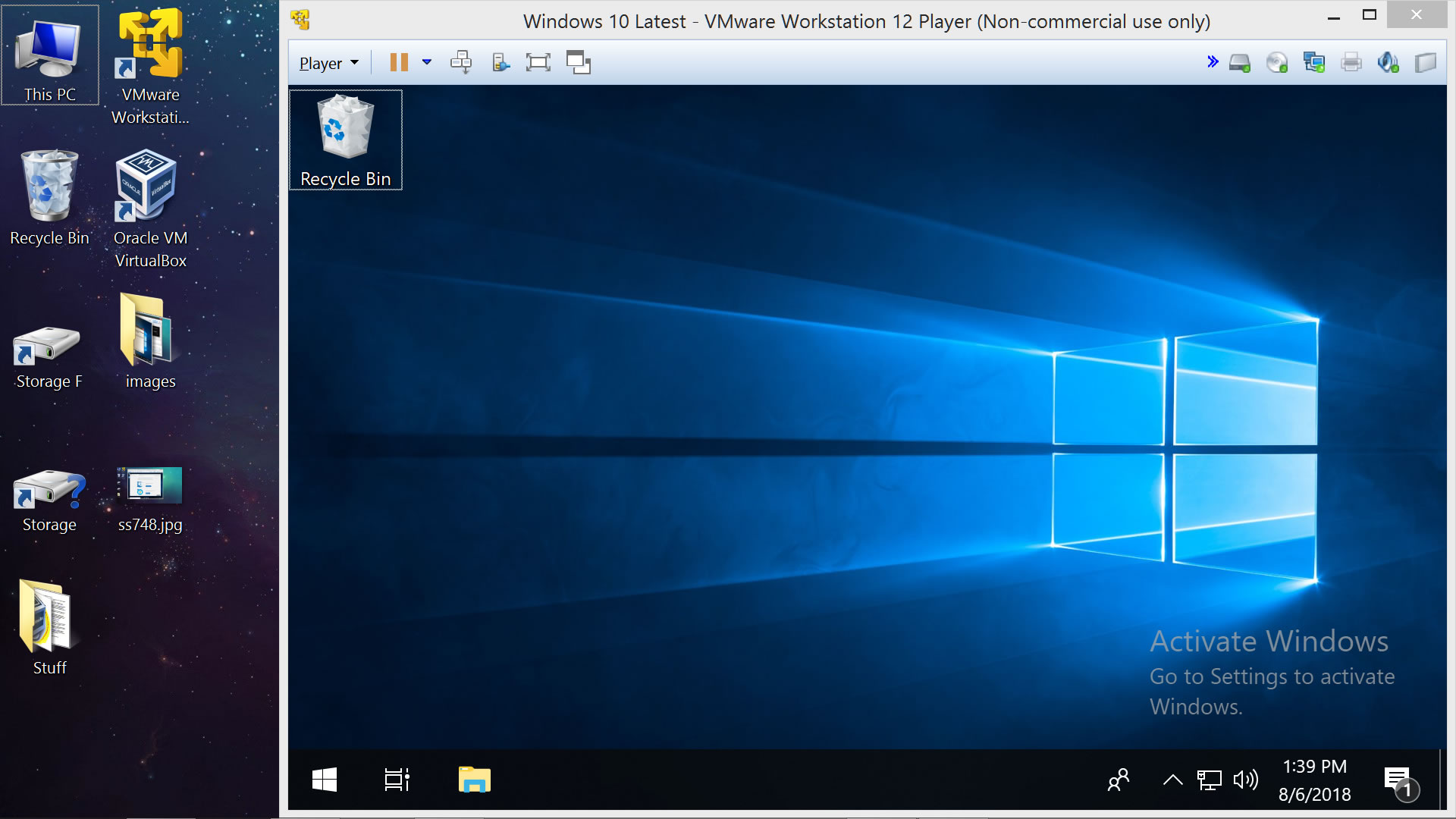 How to Create a Windows 10 Virtual Machine with VMware