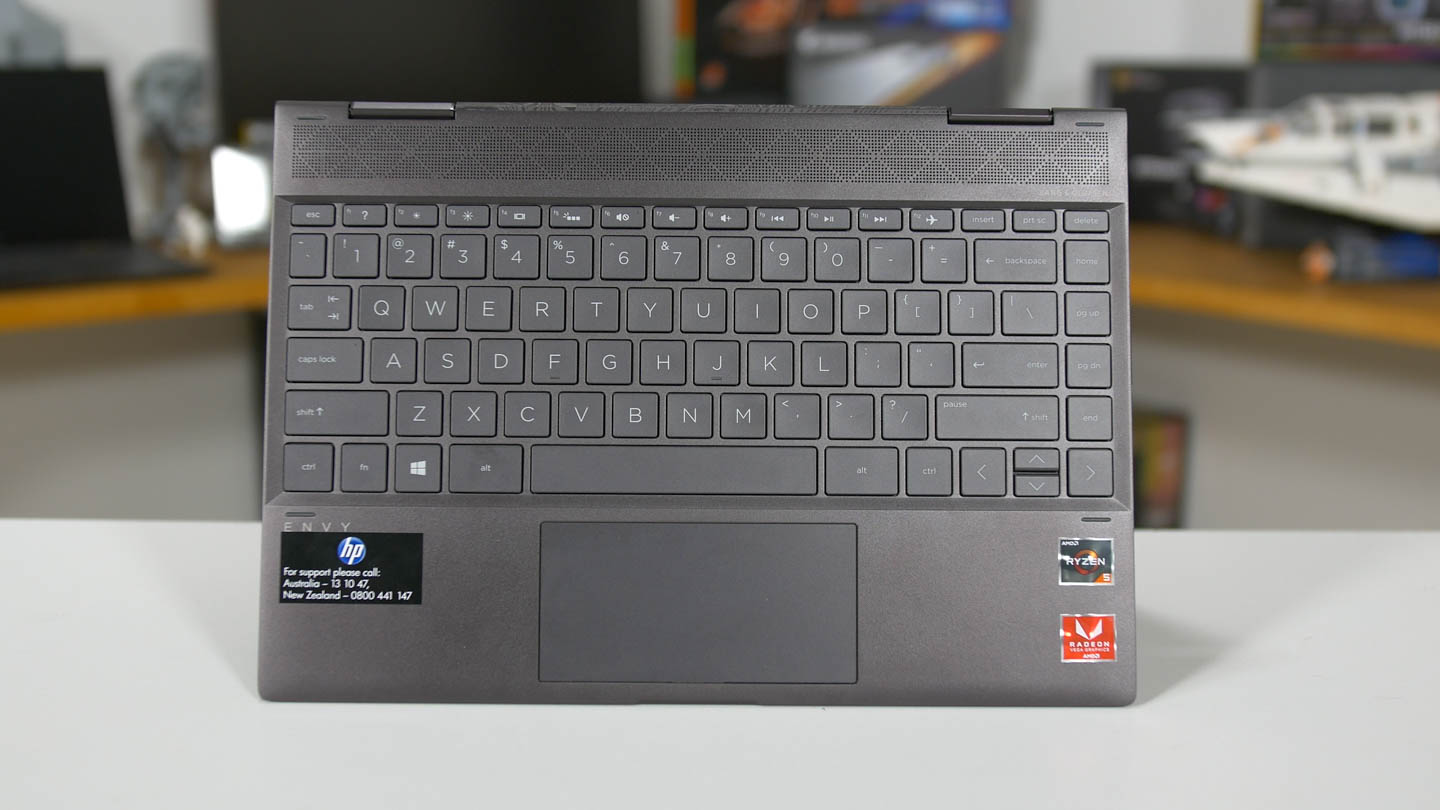 HP Envy x360 13 Review - TechSpot