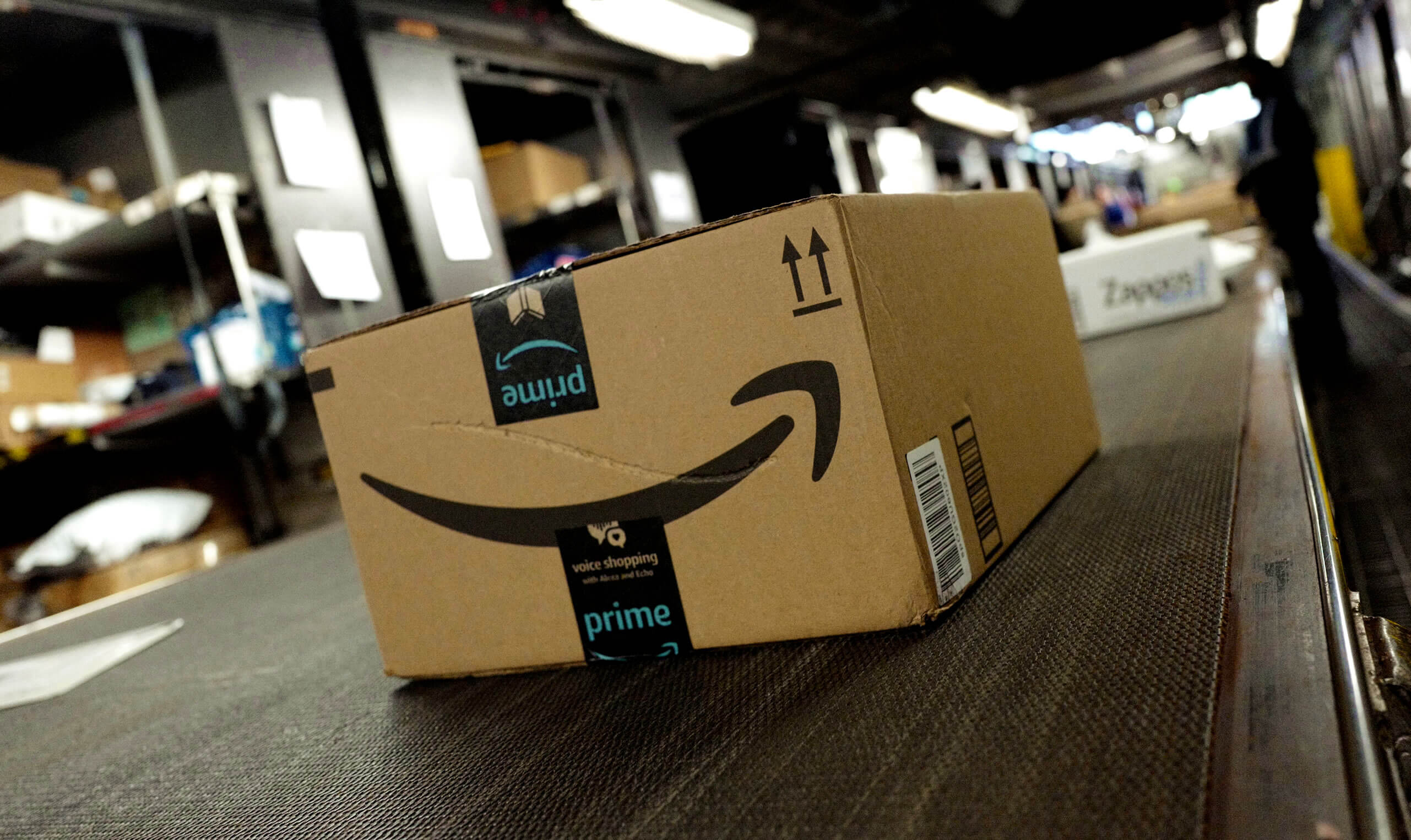 Some Amazon Prime deliveries are facing month-long delays
