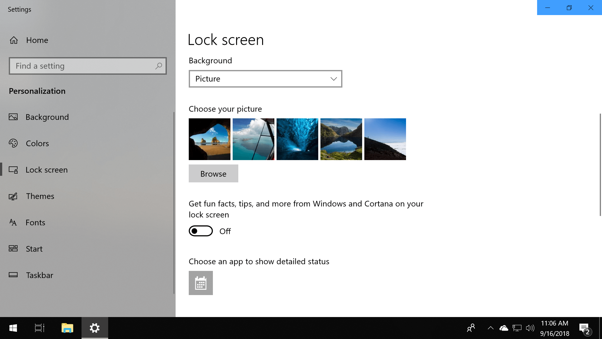 Add Windows 10 Lock Screen Pictures To Your Wallpaper