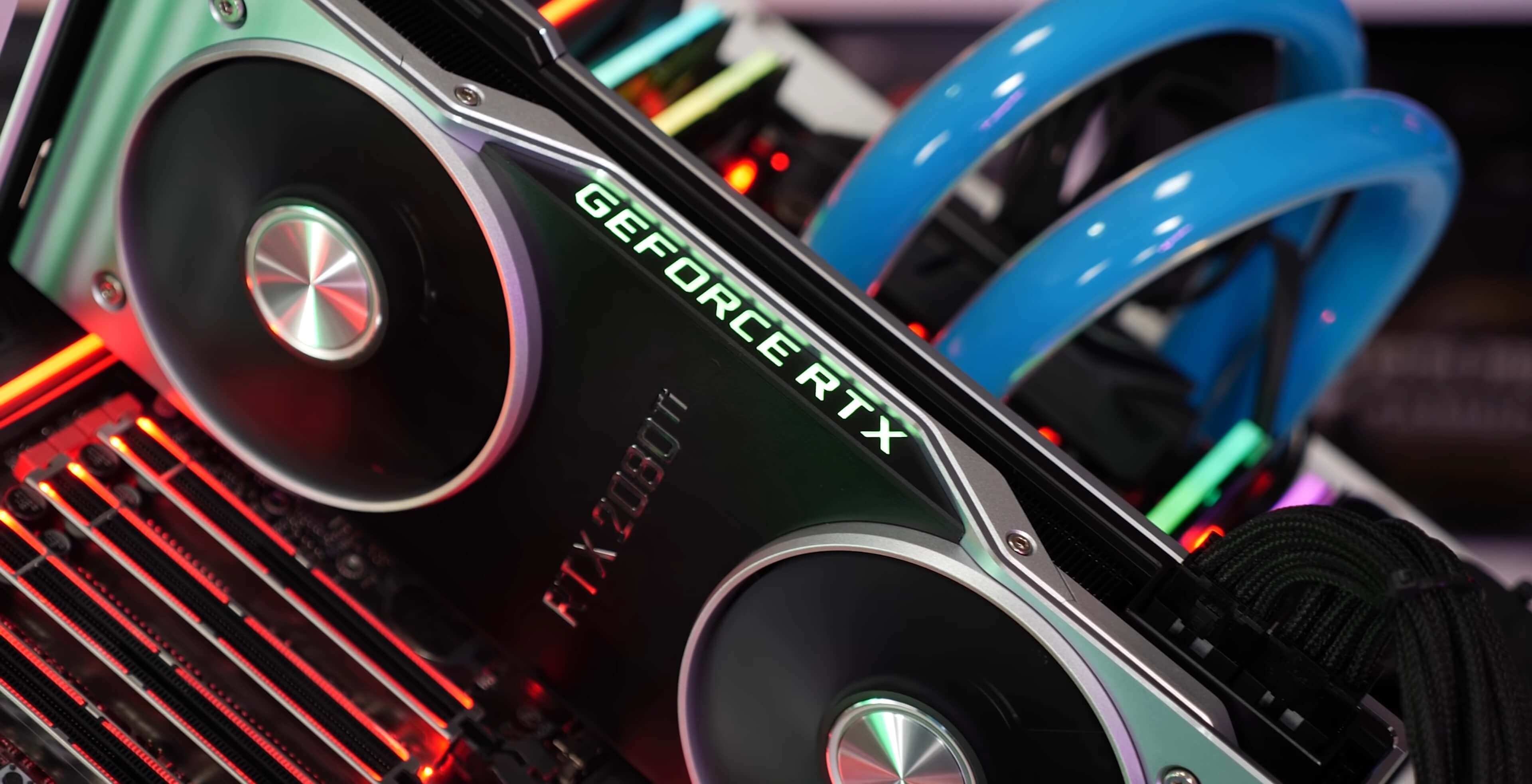 GeForce RTX 2080 Ti & 2080 Mega Benchmark - TechSpot