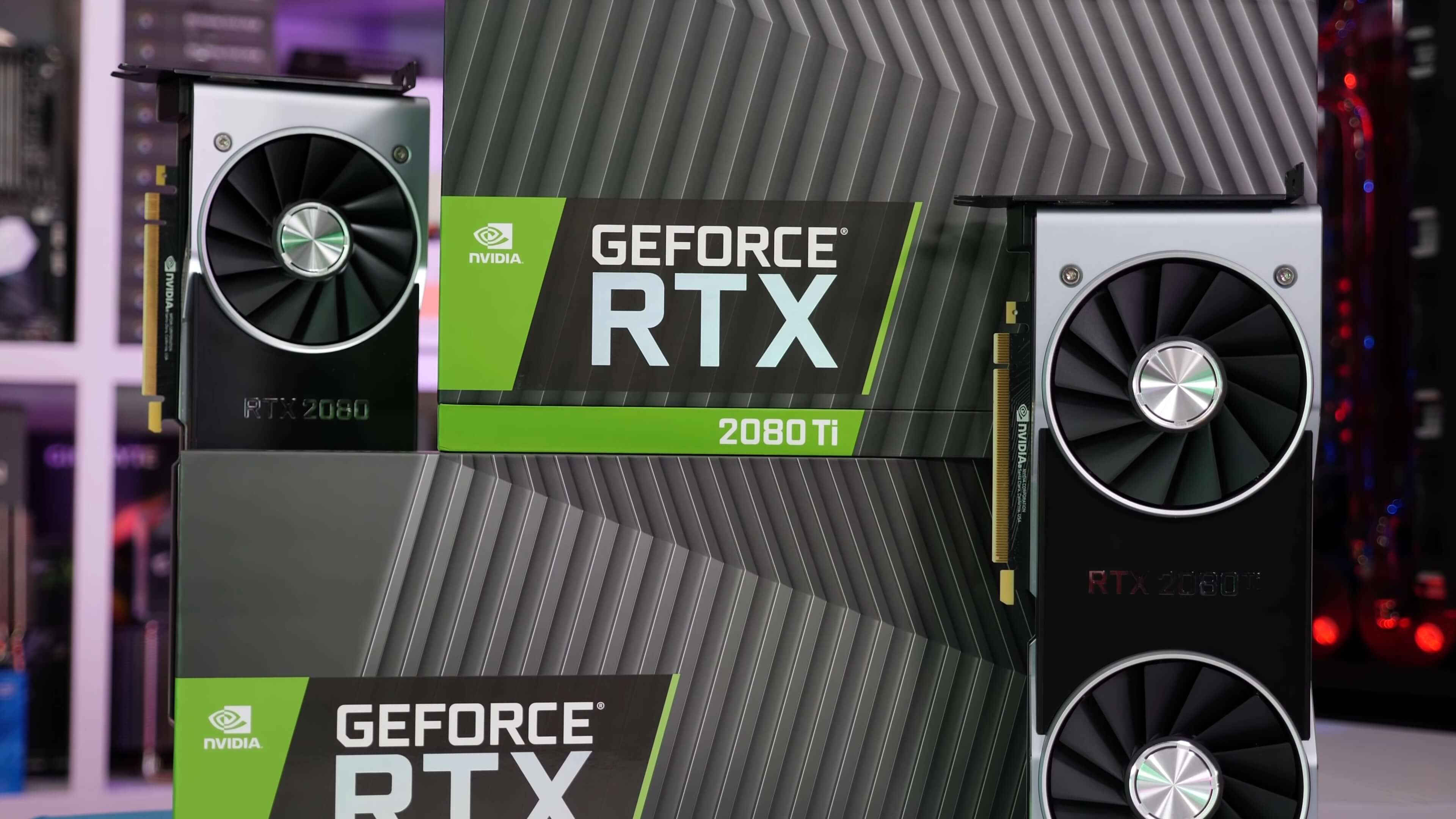 Nvidia GeForce RTX 2080 & 2080 Ti Review: The Future of Computer