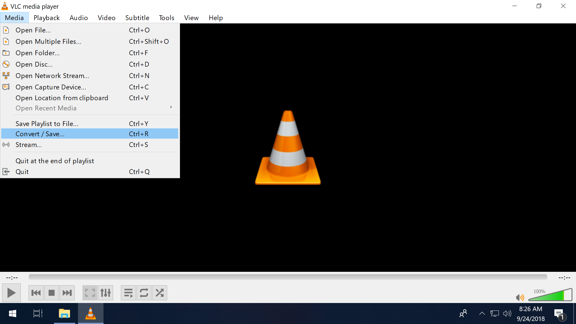 vlc portable for windows 10