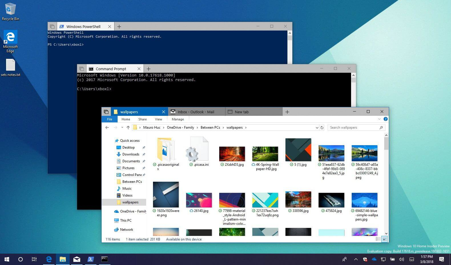 Add Tabs to File Explorer and Other Applications Ahead of