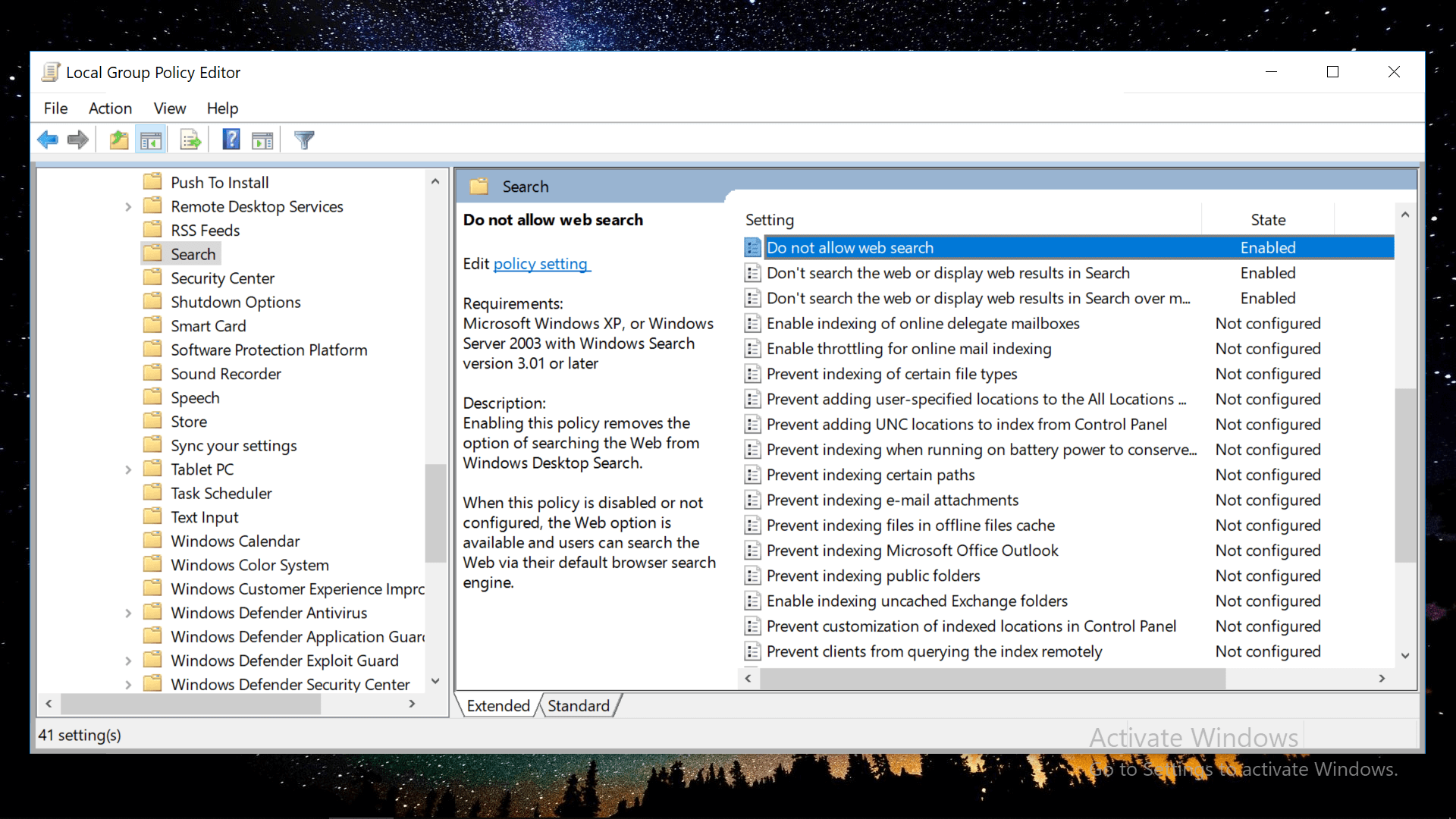 Improve Windows Start Menu's Search or Simply Install a