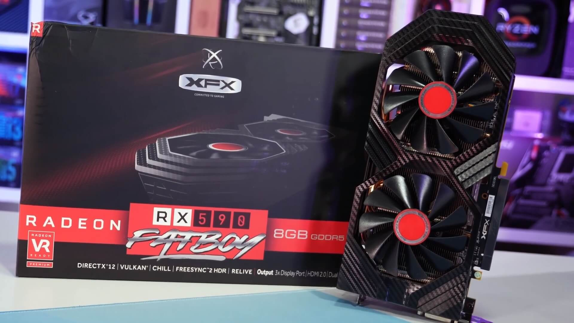 Radeon RX 590 vs  RX 580 vs  GeForce GTX 1060 - TechSpot