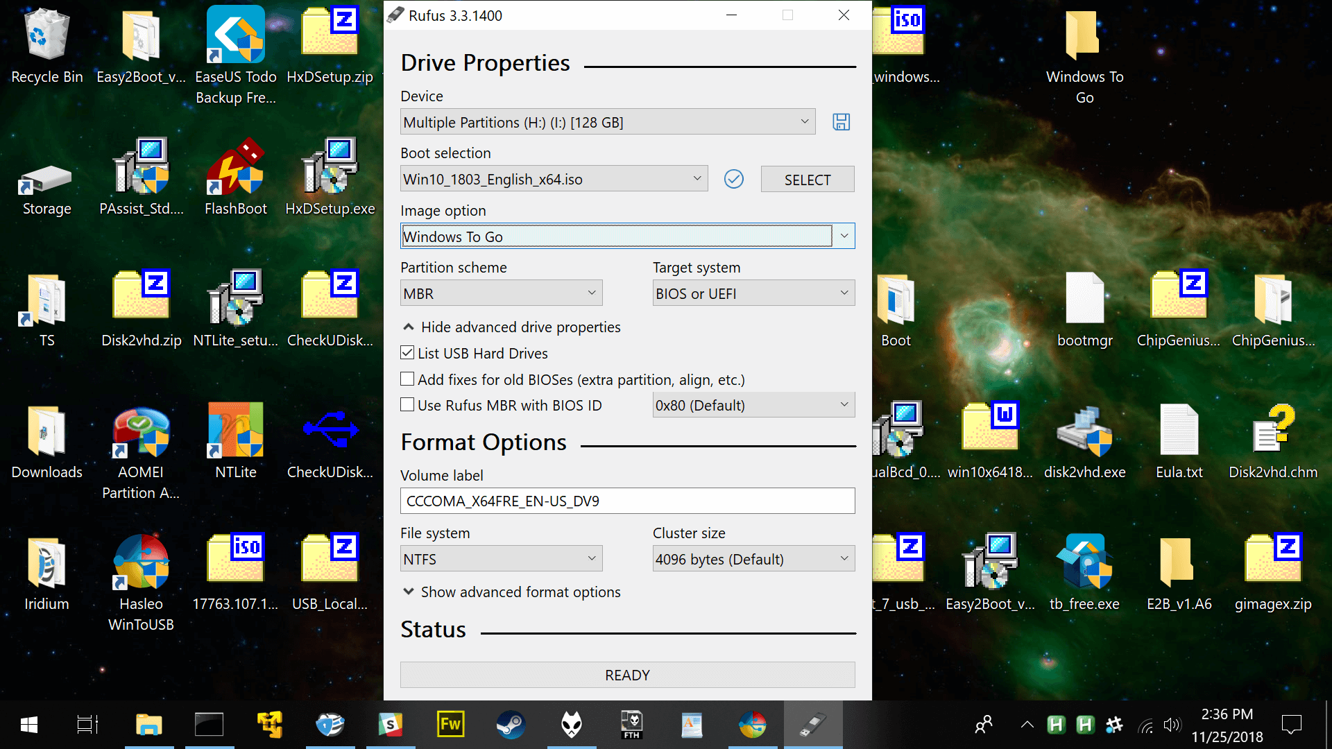 Windows To Go: How to Install and Run Windows 10 from a USB Drive