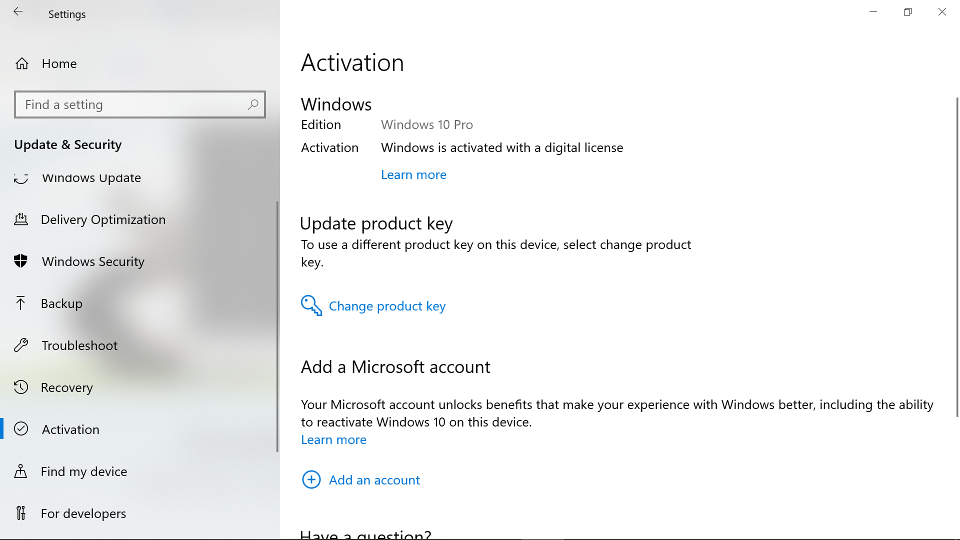 windows 10 oem activation script