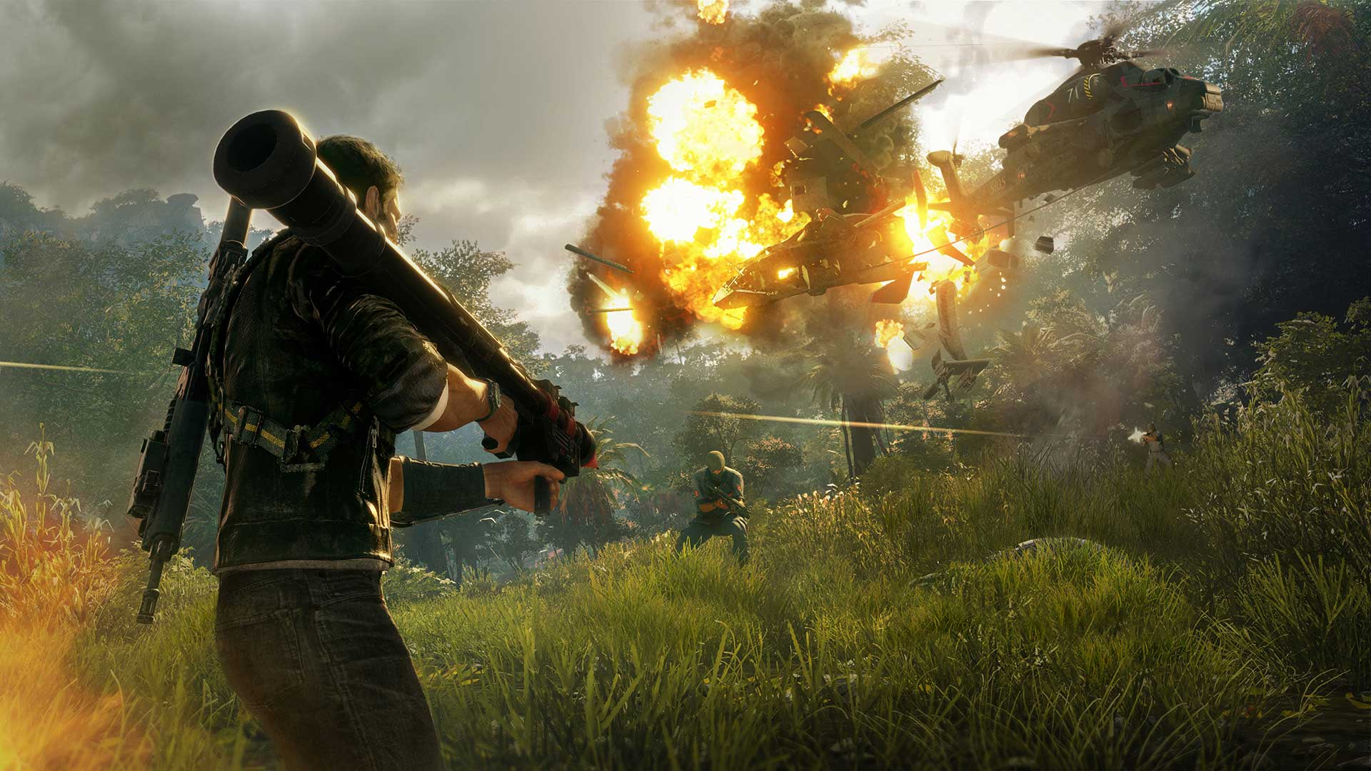 Just Cause 4 PC Graphics Benchmark - TechSpot