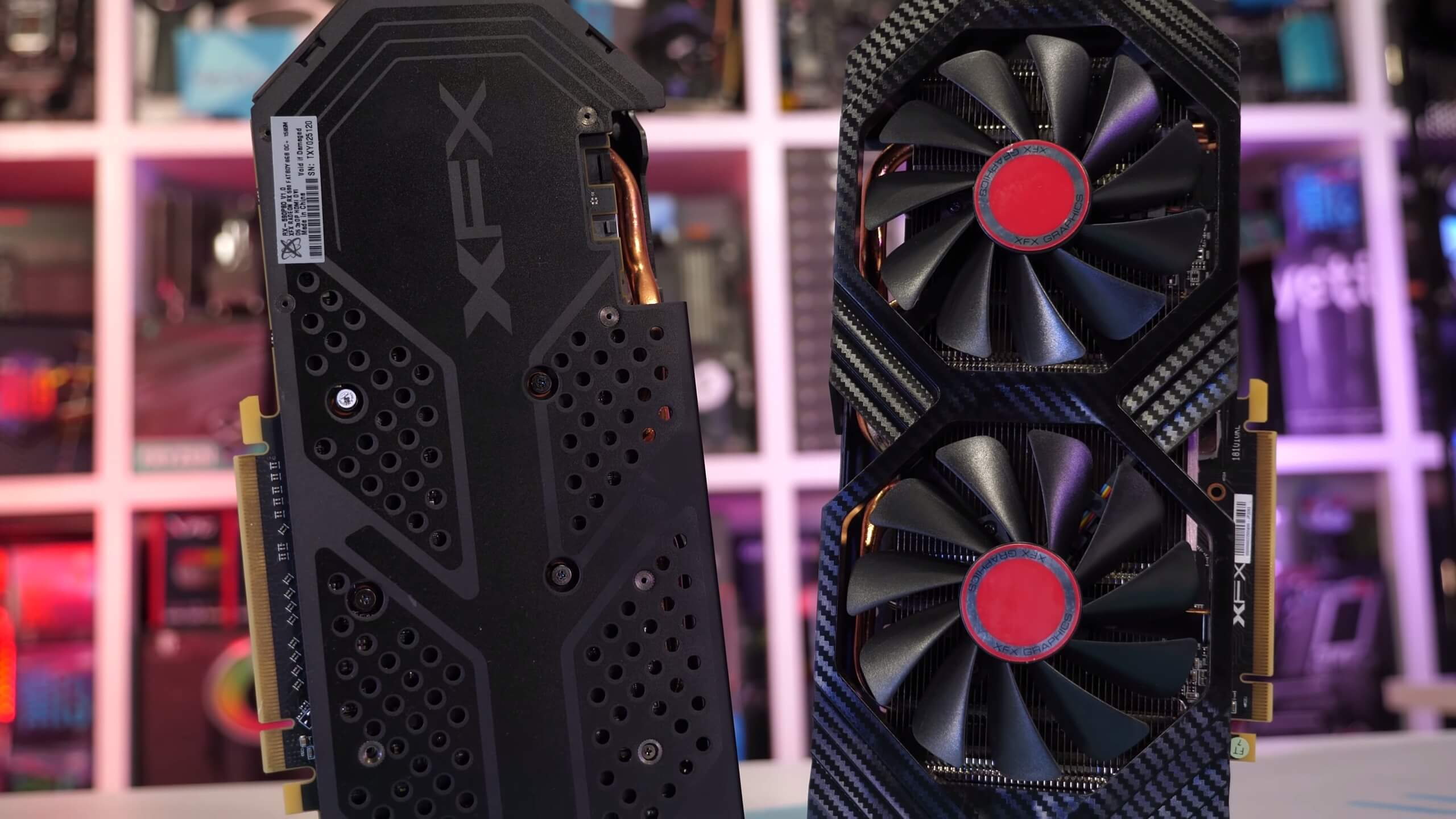 AMD Radeon RX 590 Crossfire and the State of Multi-GPU