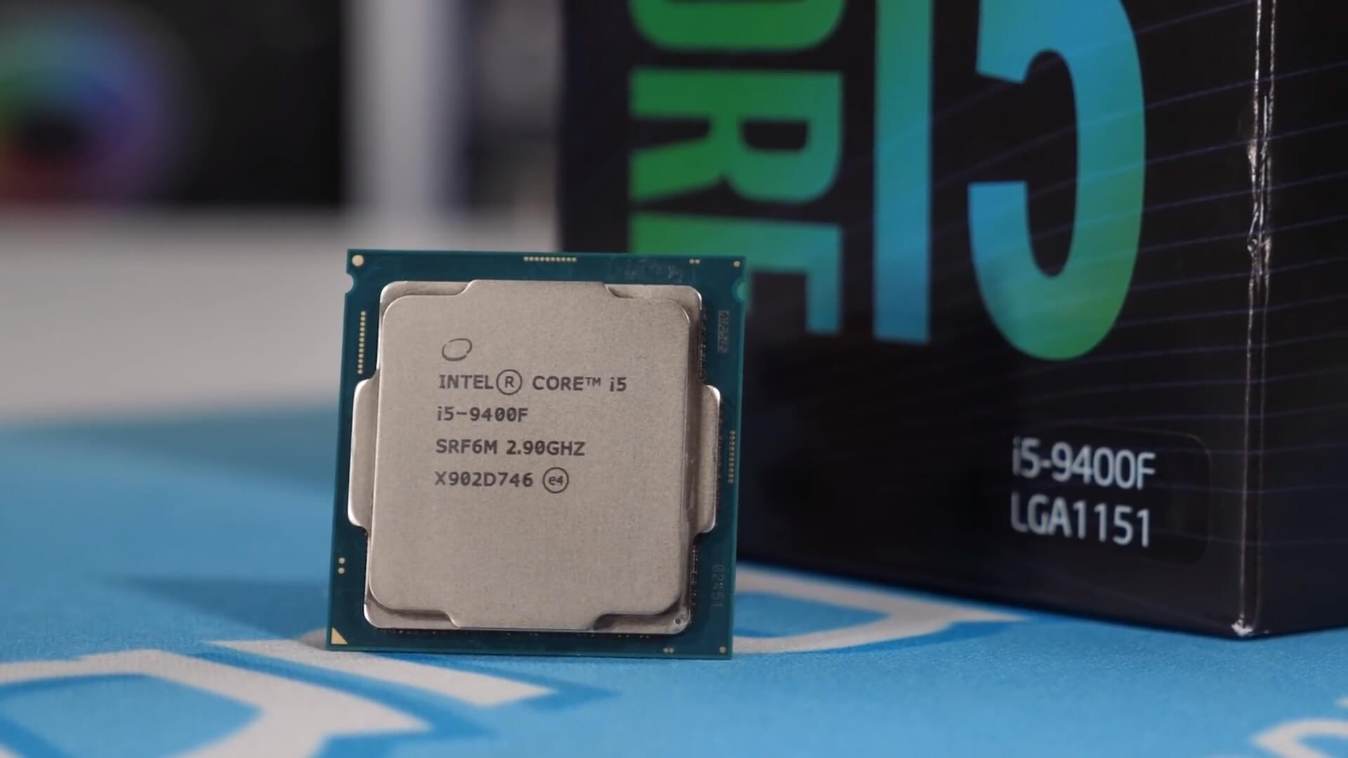 Intel Core i5-9400F vs  AMD Ryzen 5 2600X - TechSpot