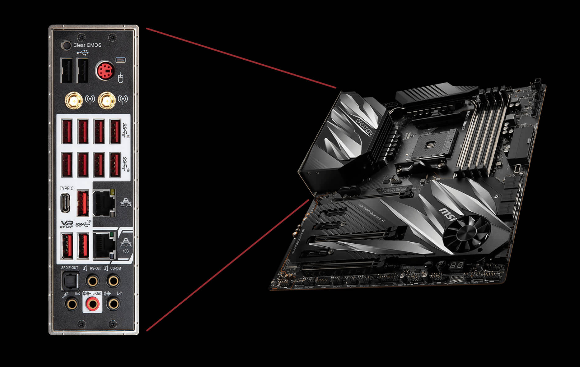 MSI CEO says AMD X570 motherboards won't come cheap