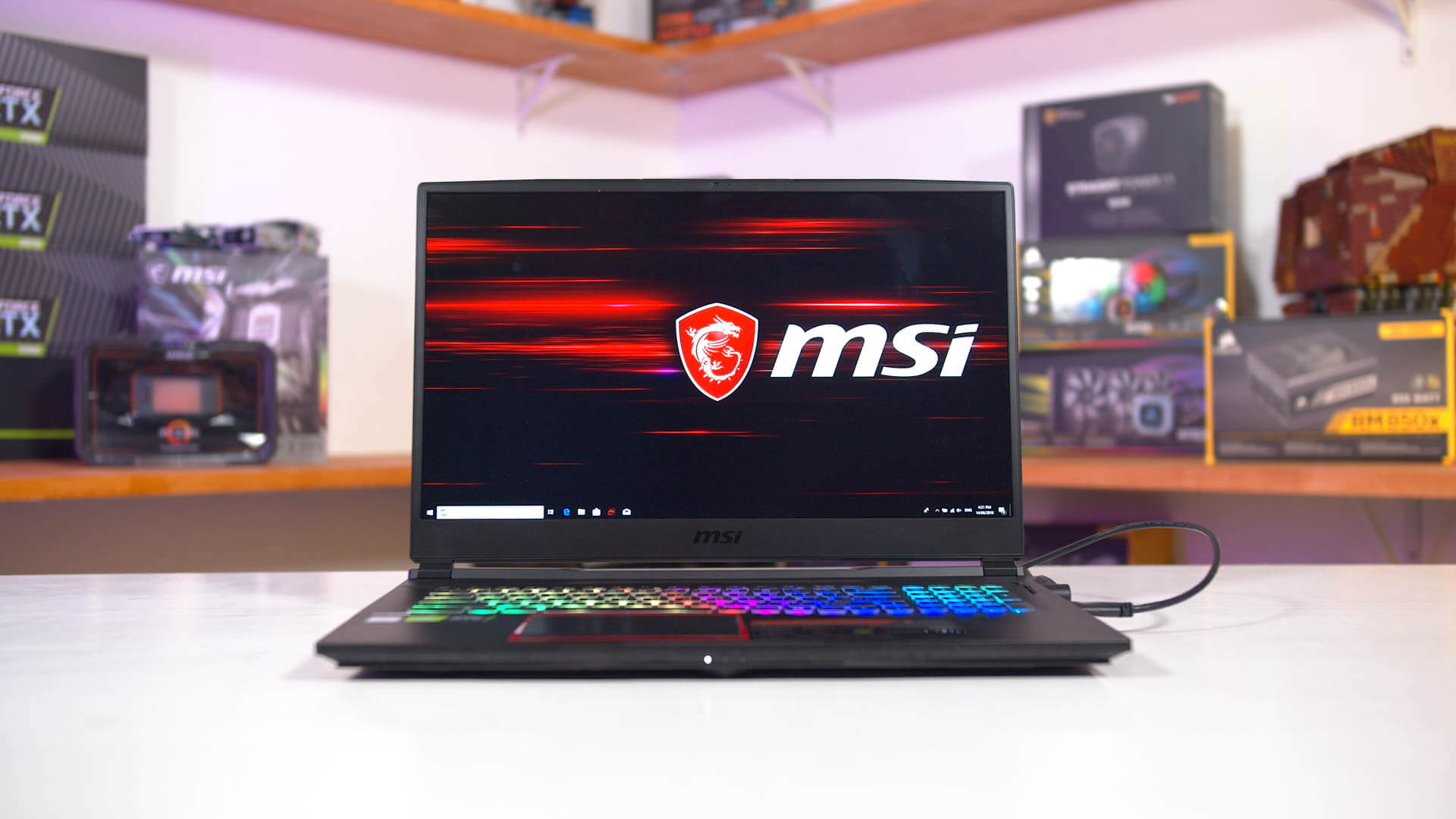 MSI GE75 Raider Review - TechSpot