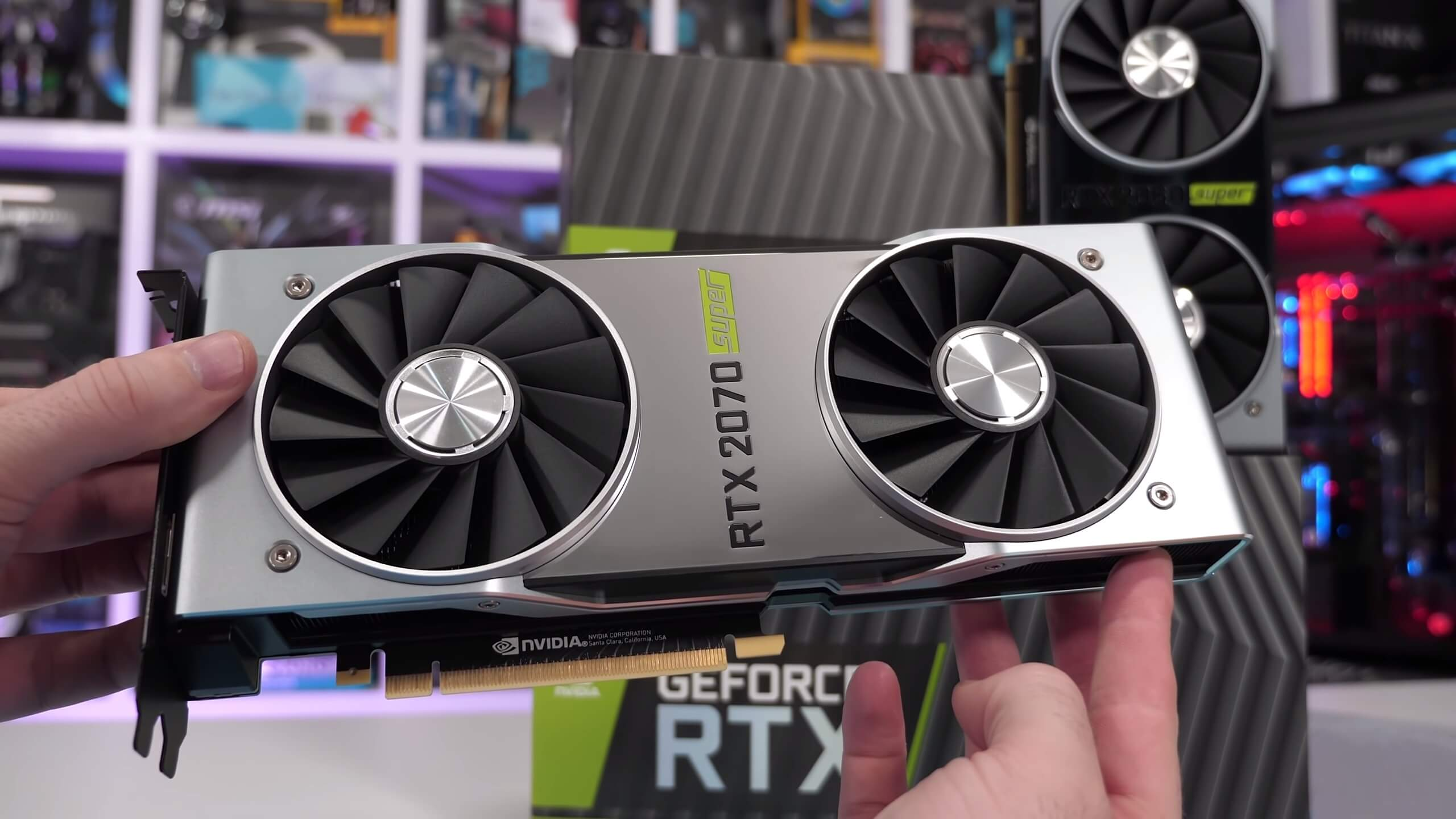 Report: The RTX 2070 Super, 2080 Super, and 2080 Ti have been discontinued