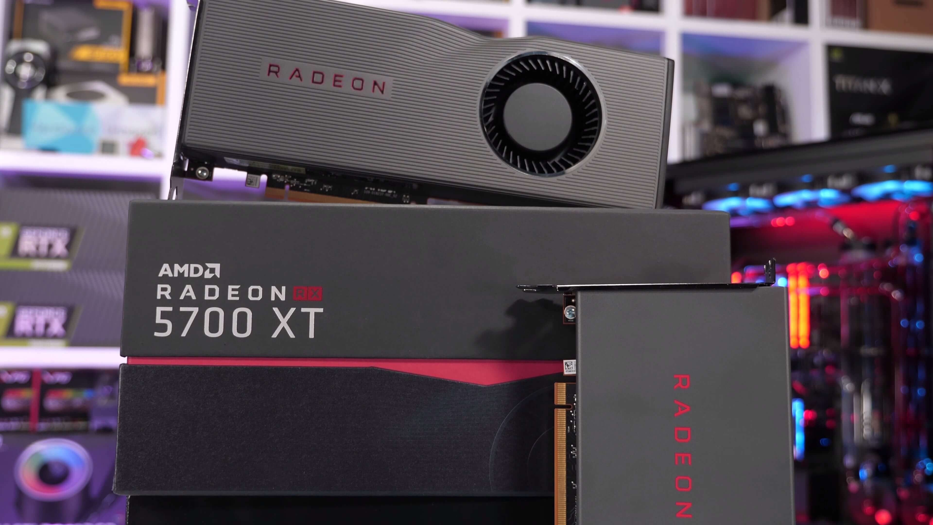 AMD Radeon RX 5700 XT and RX 5700 Review - TechSpot