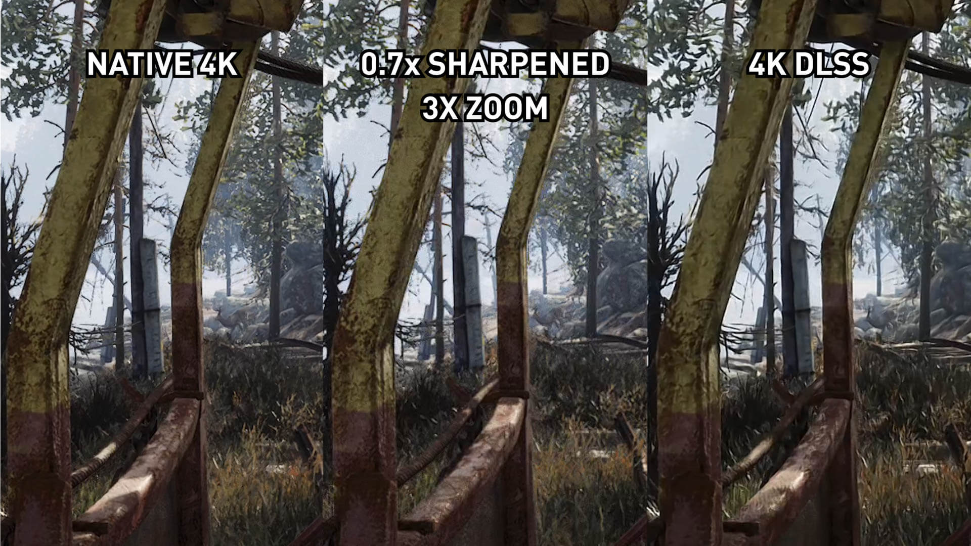 Testing Amd S New Radeon Image Sharpening Is It Better Than Nvidia S Dlss