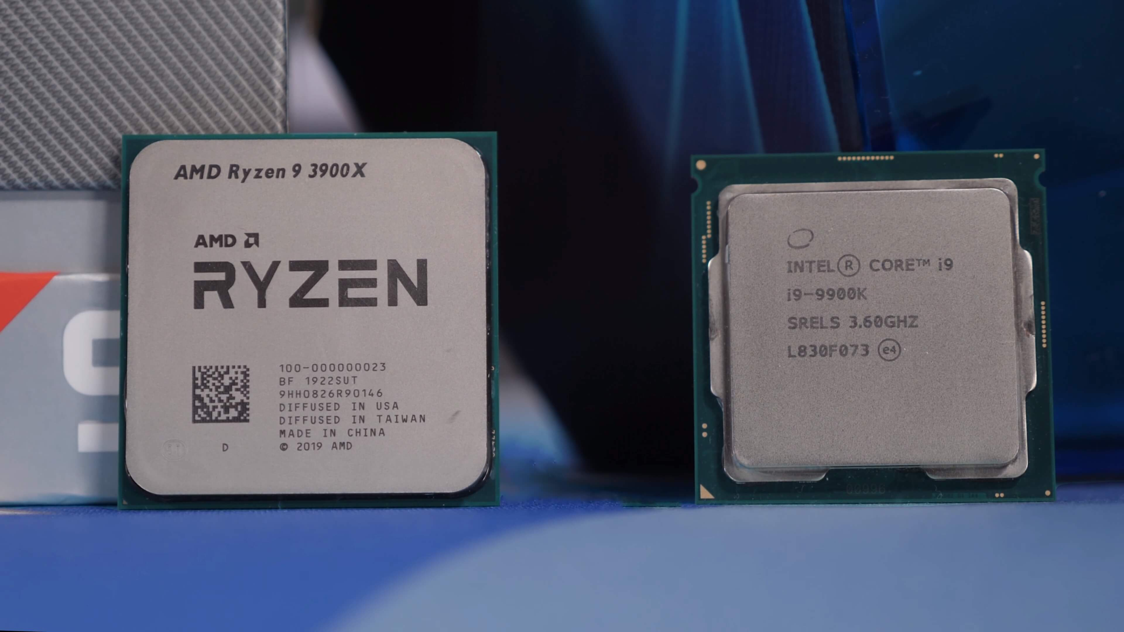 Ryzen 9 3900X vs  Core i9-9900K: 36 Game Benchmark - TechSpot