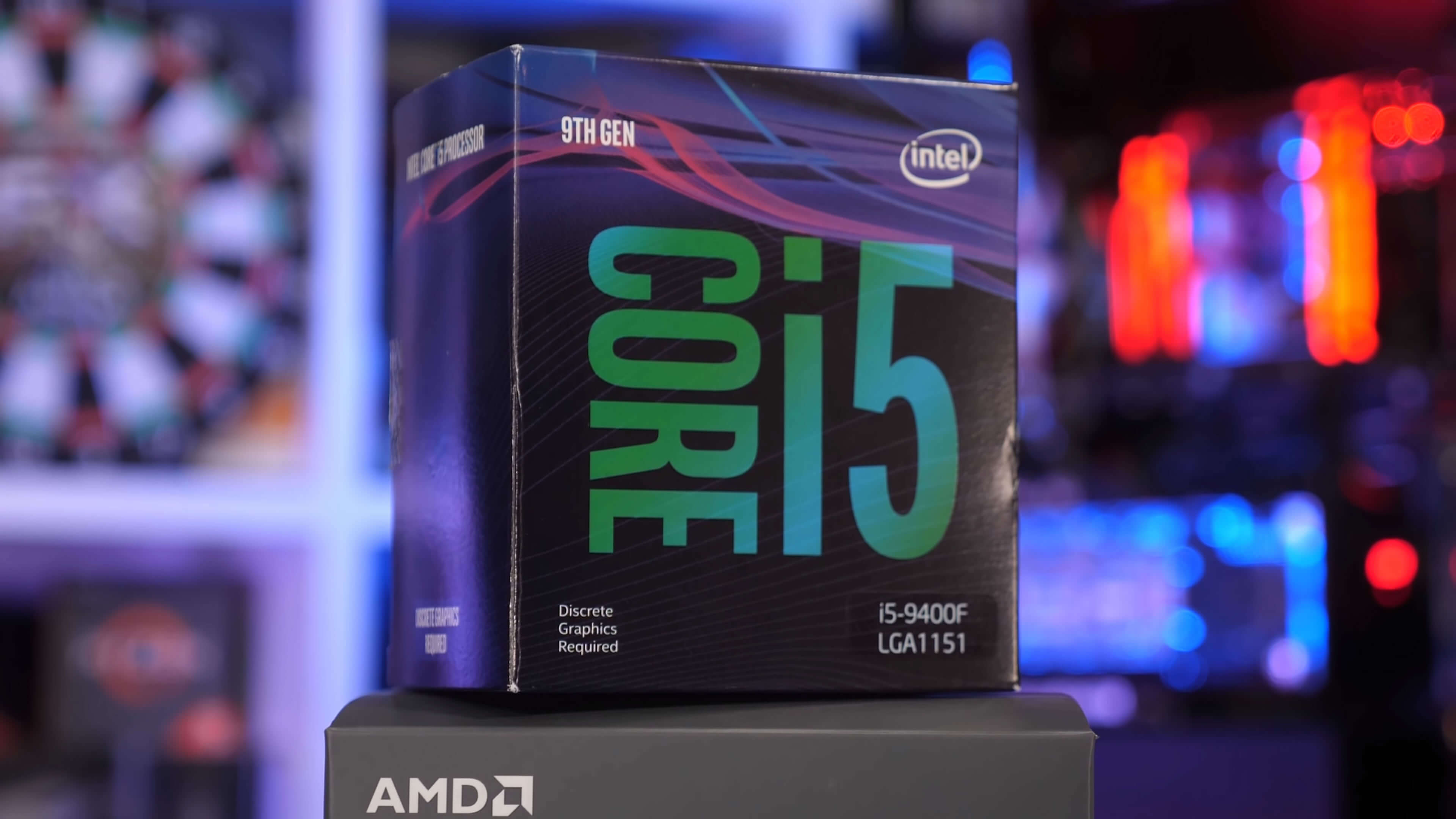AMD Ryzen 5 3600 vs  Intel Core i5-9400F: Mainstream Titans Clash