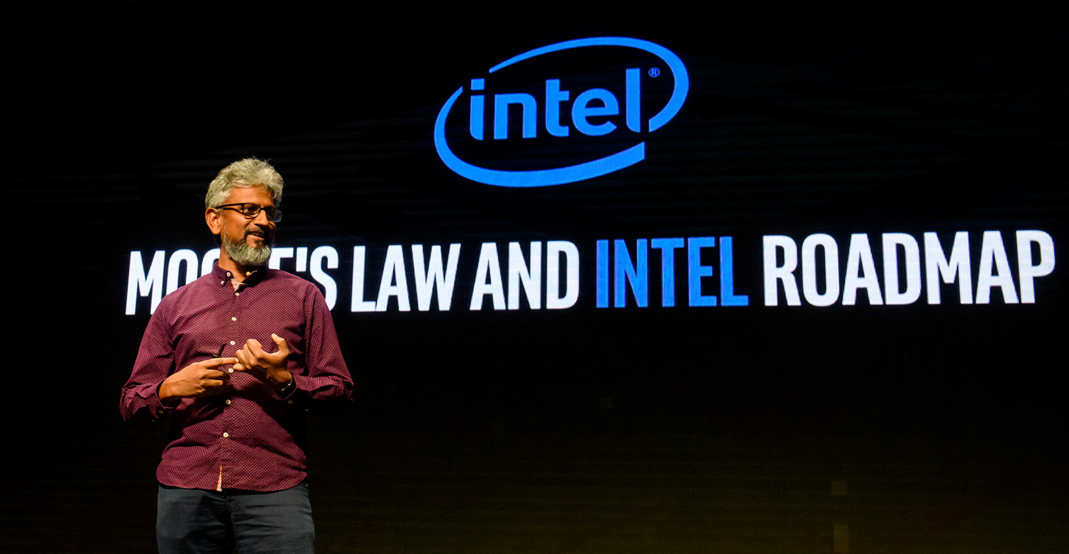 Intel's Raja Koduri confirms that massive 'father of all' GPU is aimed at the data center