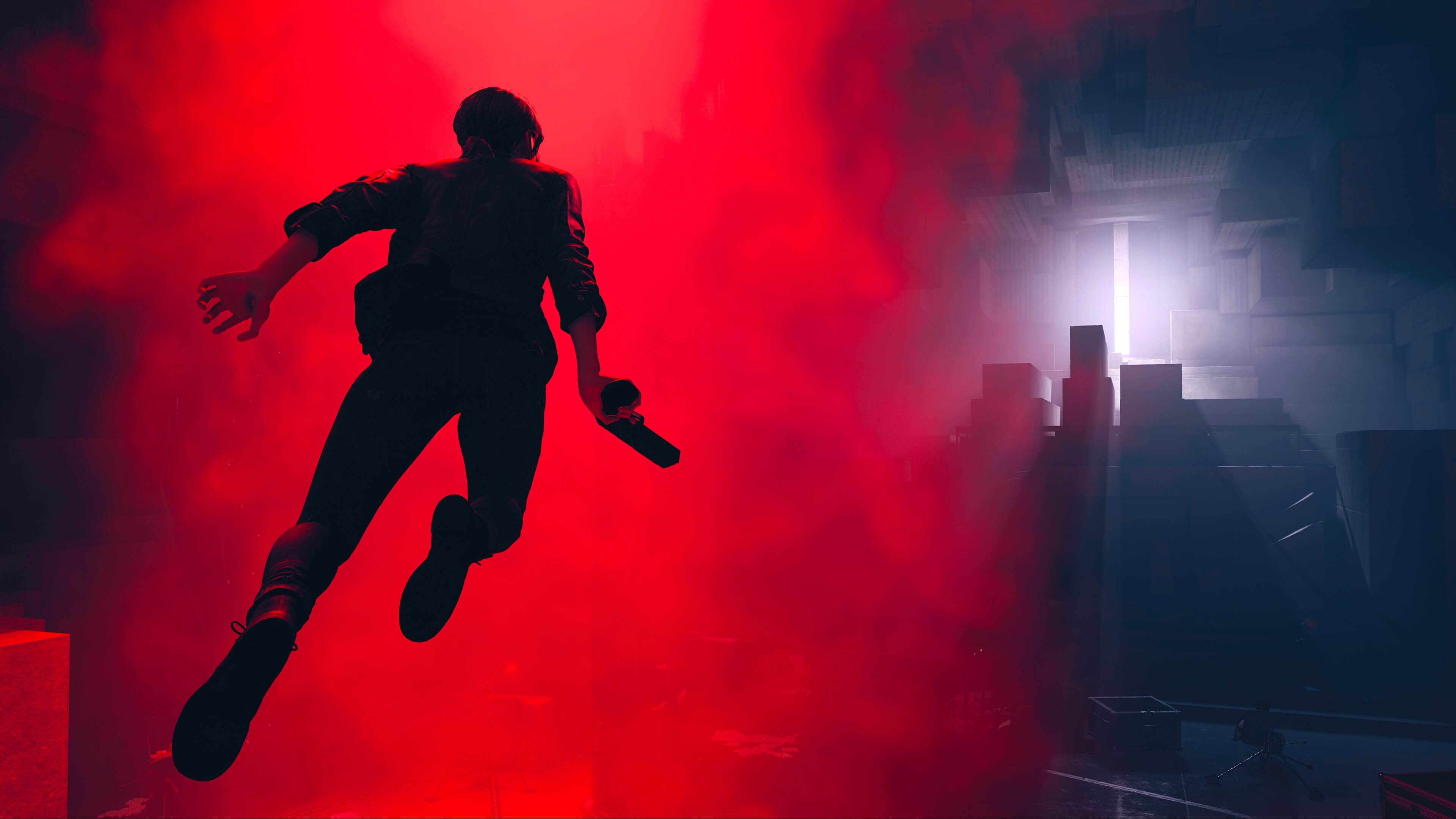 Control Review: From the makers of Max Payne and Alan Wake