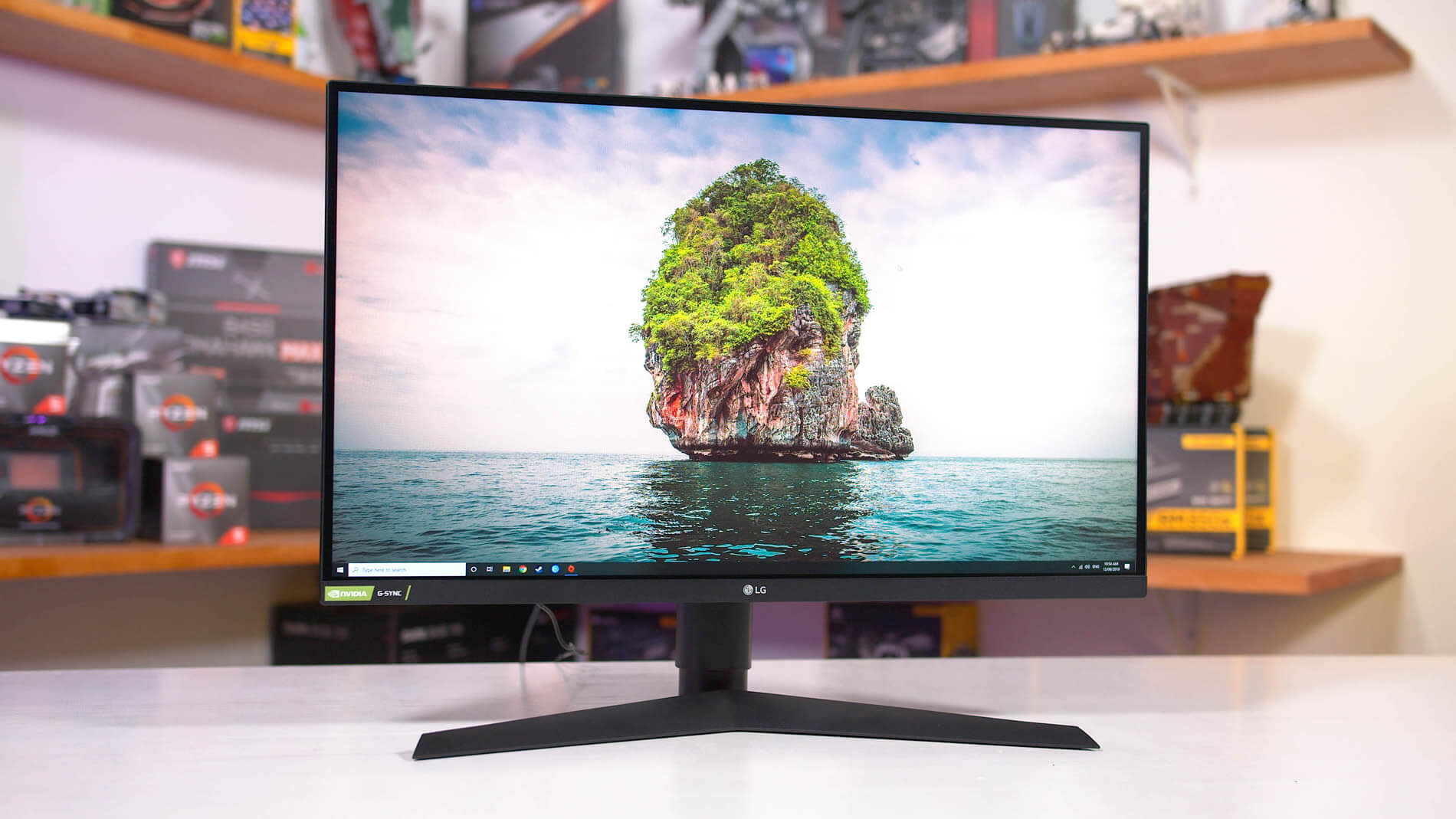 1440P 144Hz Monitor lg 27gl850 review: fast ips for gaming - techspot