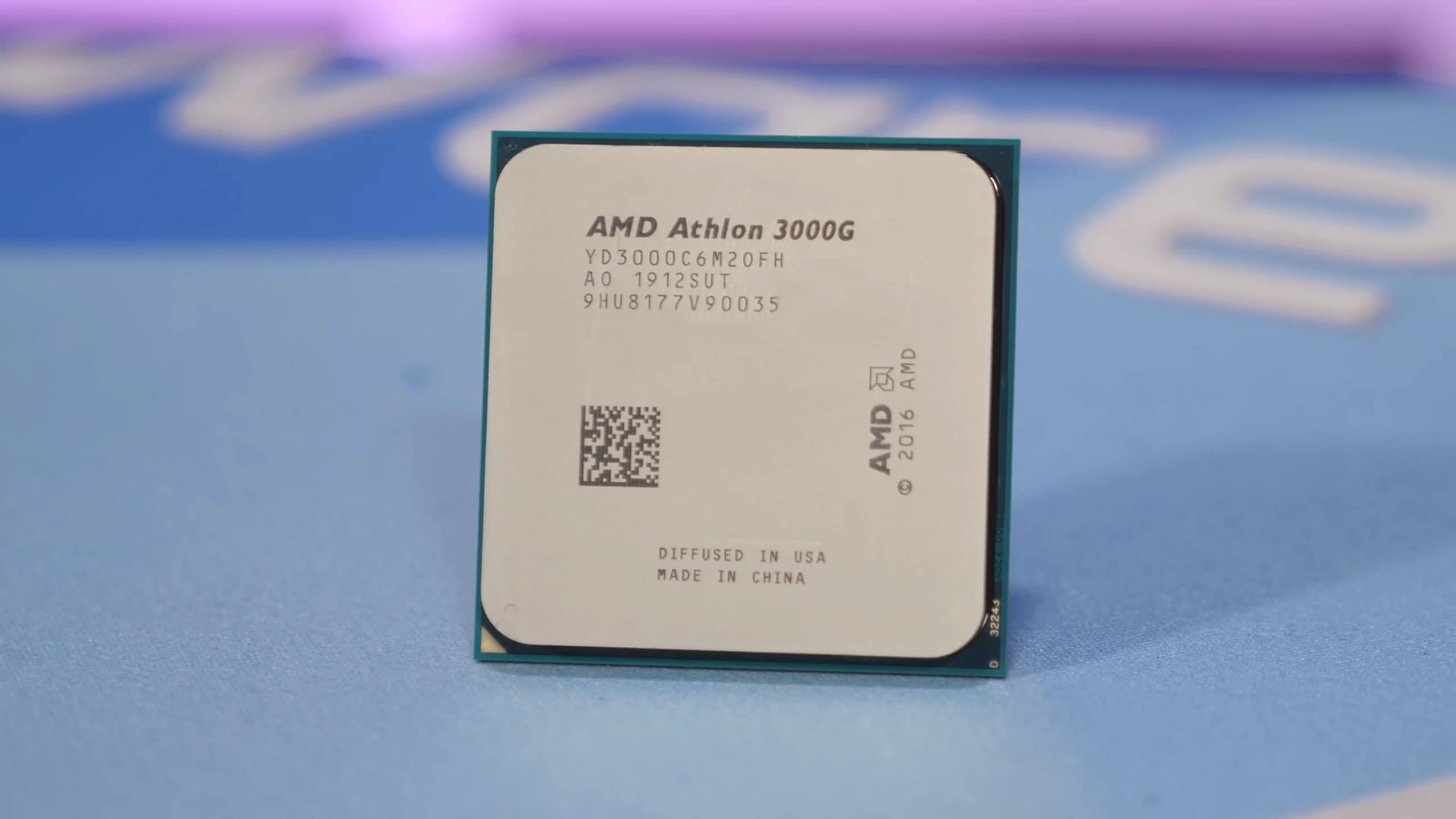 AMD Athlon 3000G Review: An Unlocked $50 CPU - TechSpot