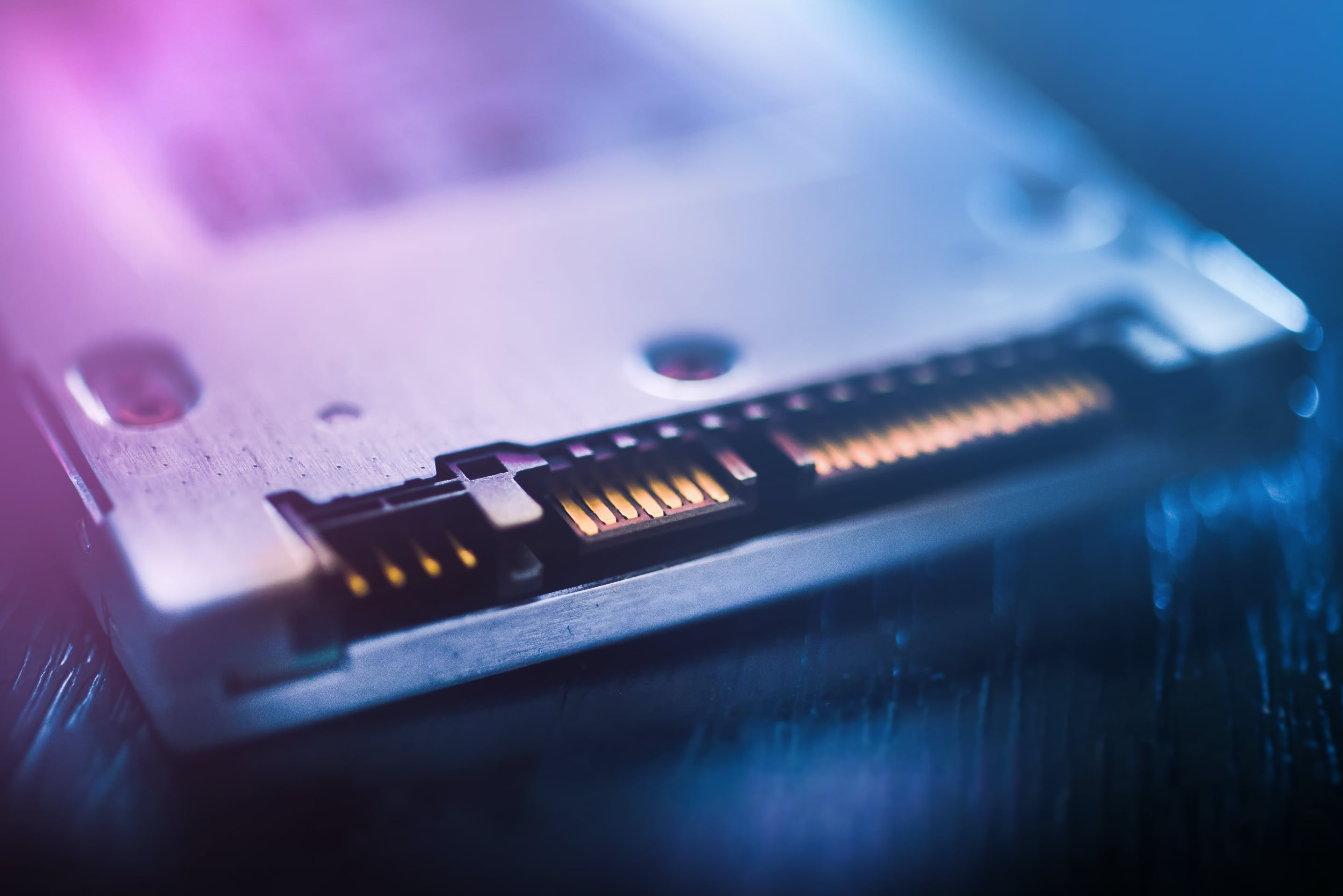 Anatomy of a Storage Drive: Solid State Drives