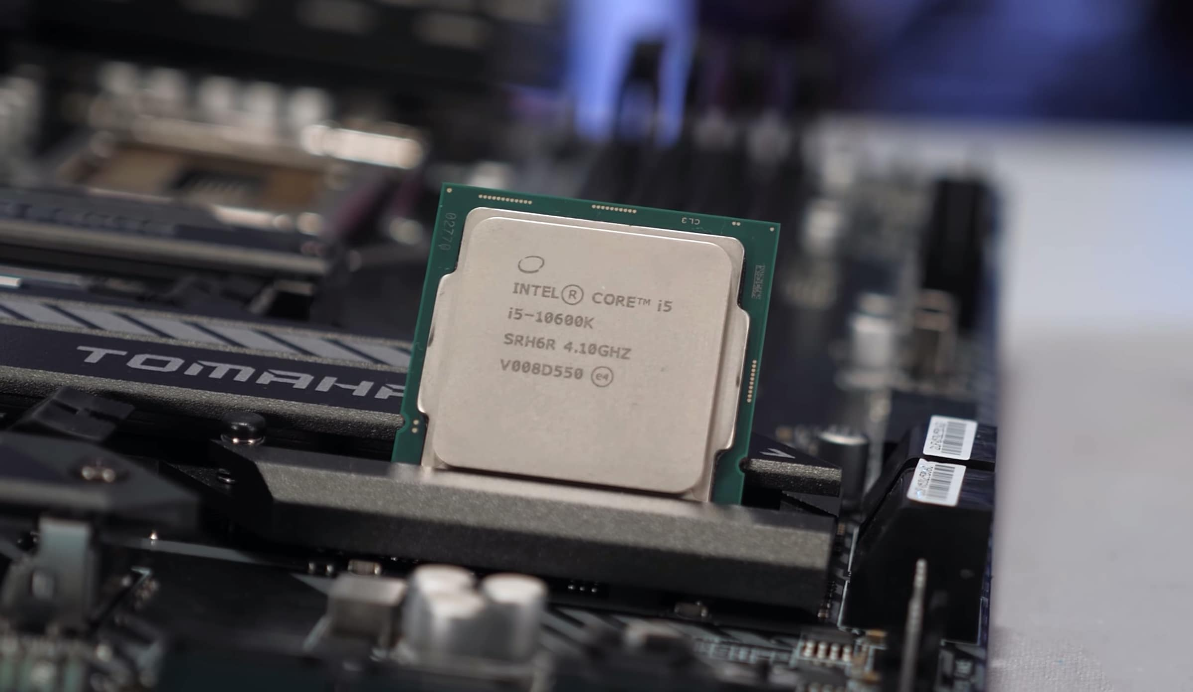 Intel 11900K and 11700K processors are annihilating the Geekbench single-core test