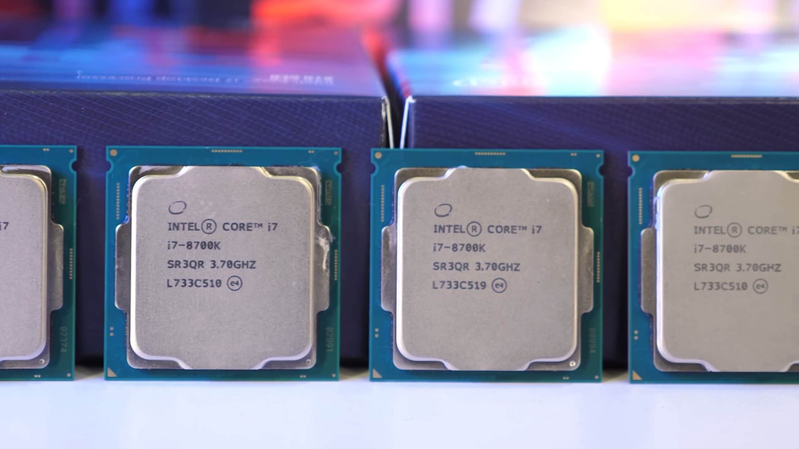 The Old King of Gaming: Intel Core i7-8700K Revisited