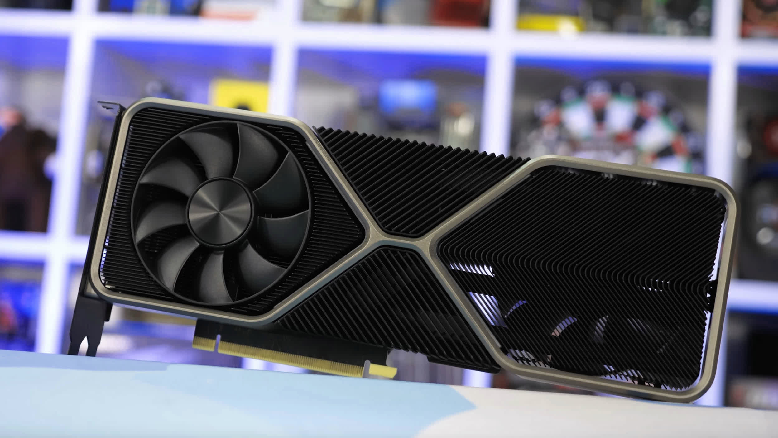 Rumor: Nvidia moves RTX 3080 Ti launch to February because Big Navi offers little threat