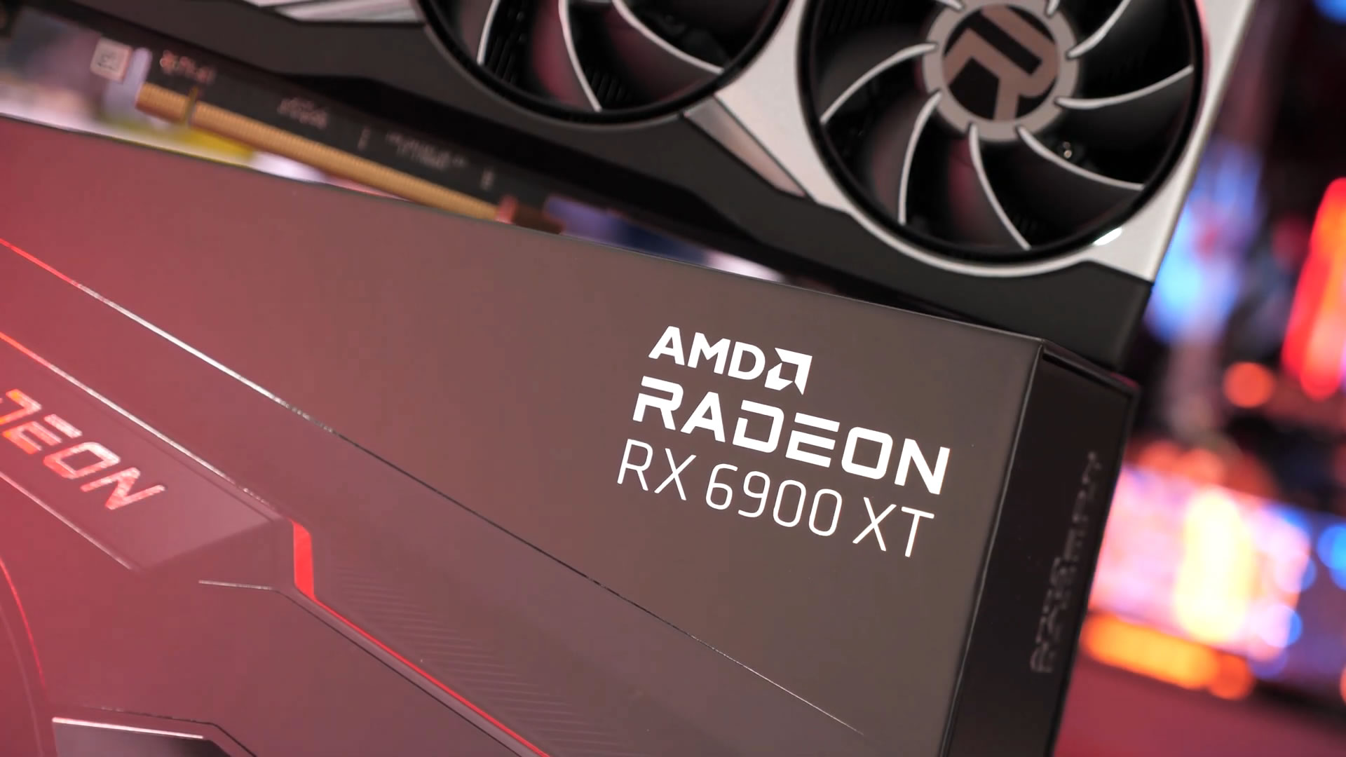 The latest Radeon driver improves some RX 6000 cards' power consumption, but AMD never mentioned it