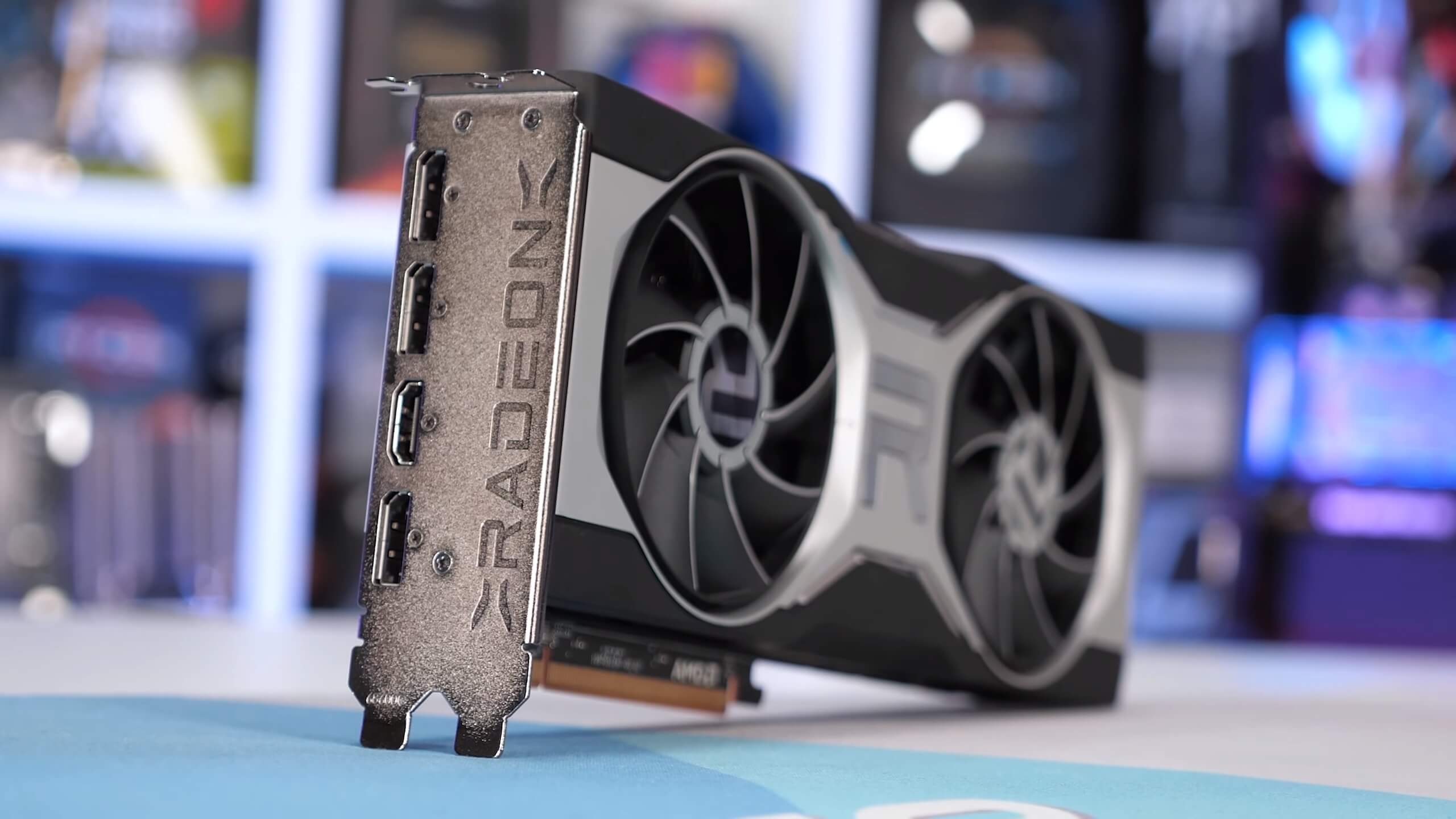 AMD has no plans to limit the mining performance of its cards