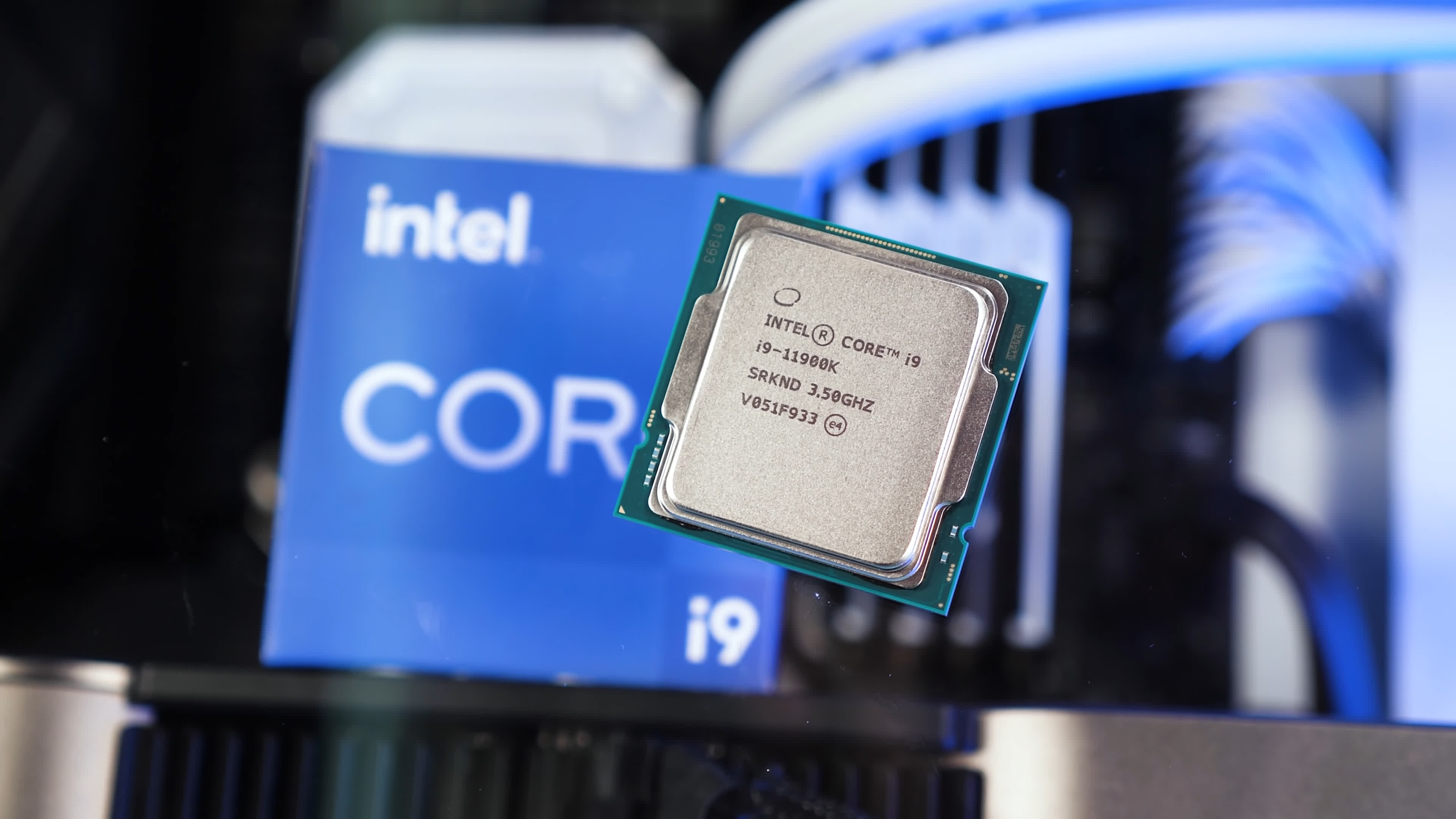 Intel's secret Core i9-11900KB uses a different architecture on the 10nm node