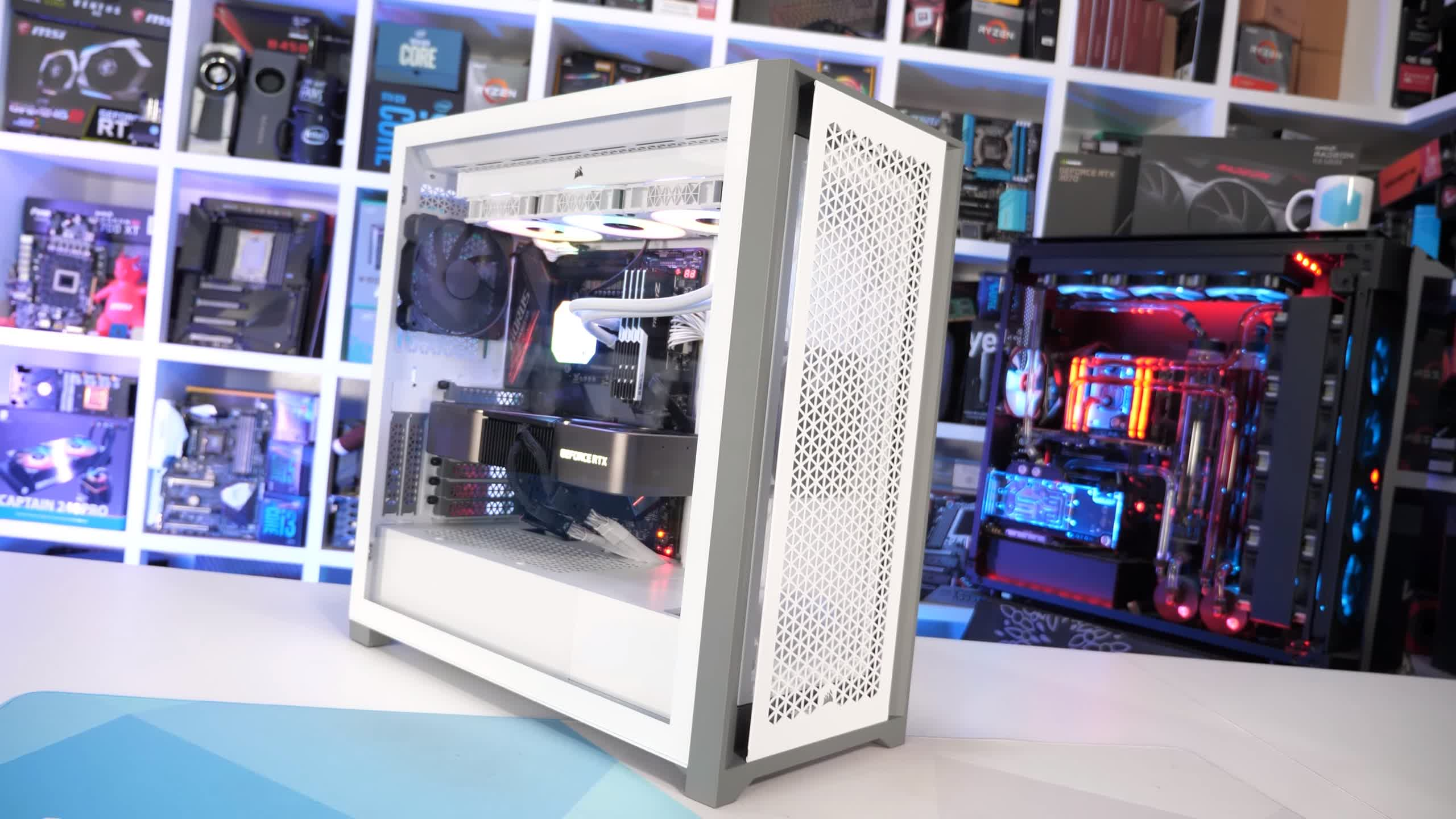 Reddit Christmas Computer Build Deals 2021 Cpu And Gpu Availability And Pricing Update April 2021 Techspot