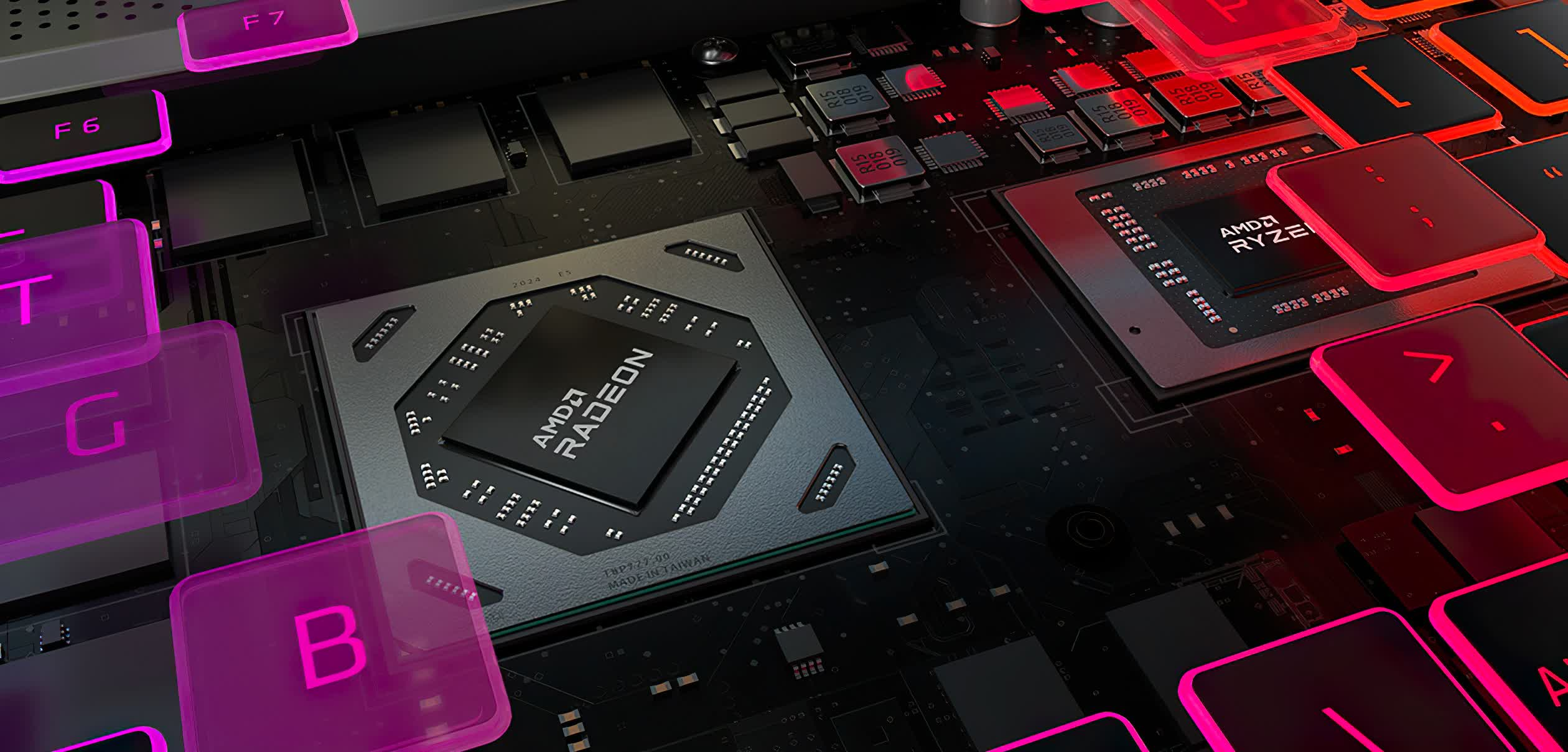 <p>AMD Radeon RX 6800M Review: True Gaming Laptop Competition thumbnail