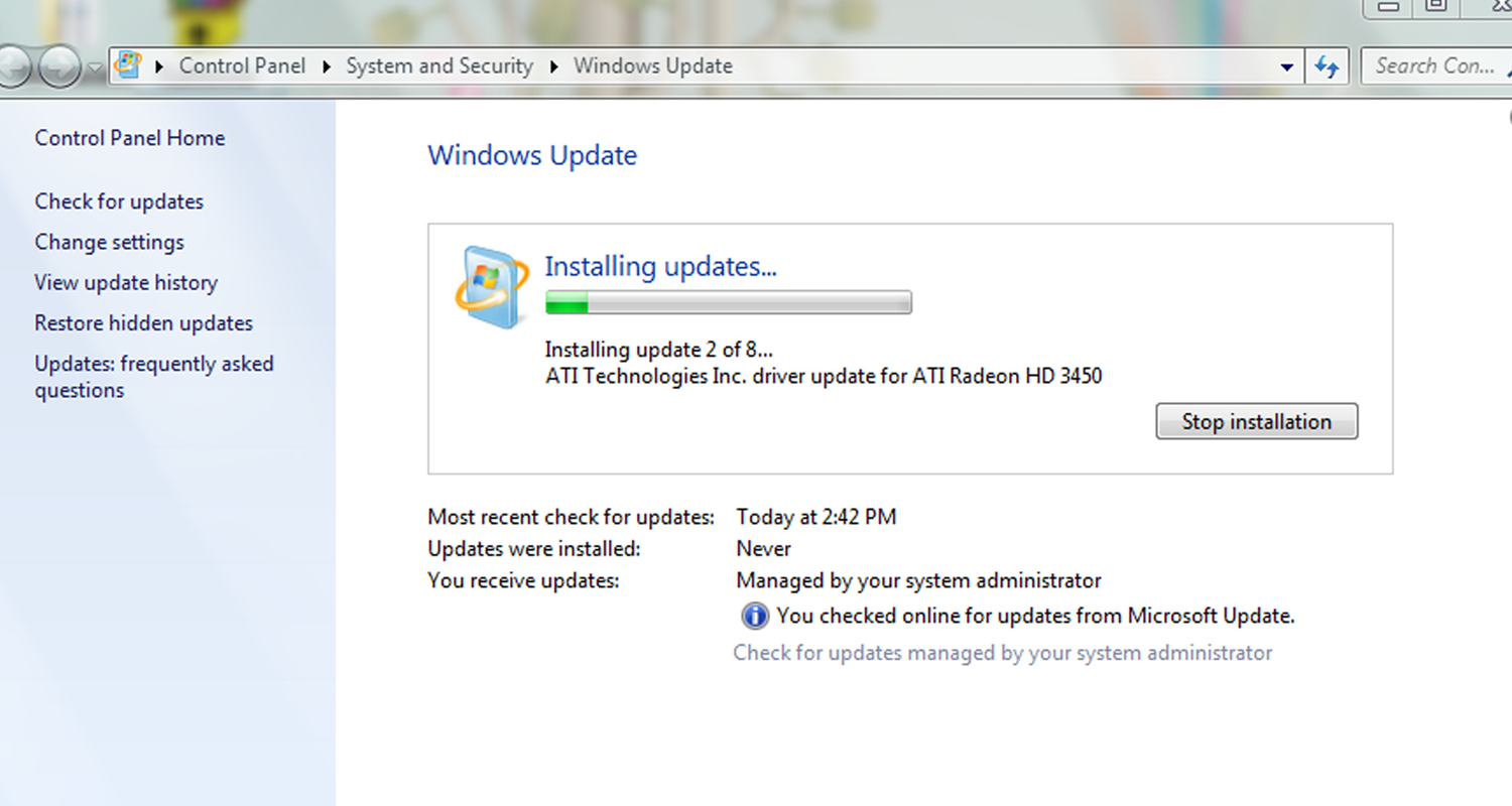 Prevent Windows Update From Automatically Restarting Your PC - TechSpot