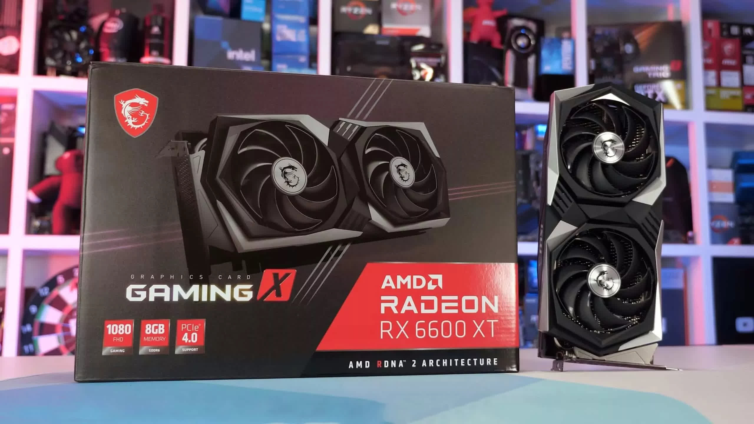 AMD denies prioritizing mining graphics cards over gaming