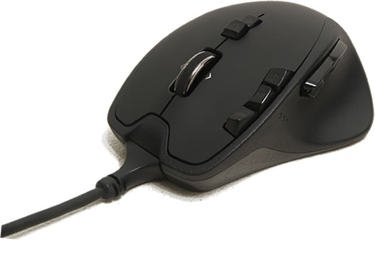 00df63ee8bc Logitech Wireless Gaming Mouse G700 and Gaming Keyboard G510 Review > Wireless  Gaming Mouse G700 - TechSpot