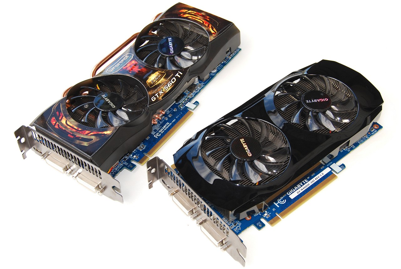 Video card Nvidia Geforce GTX 560 Ti: characteristics, comparison with analogues and reviews 24