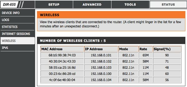 How To: Check If Someone Is Using Your Wi-Fi