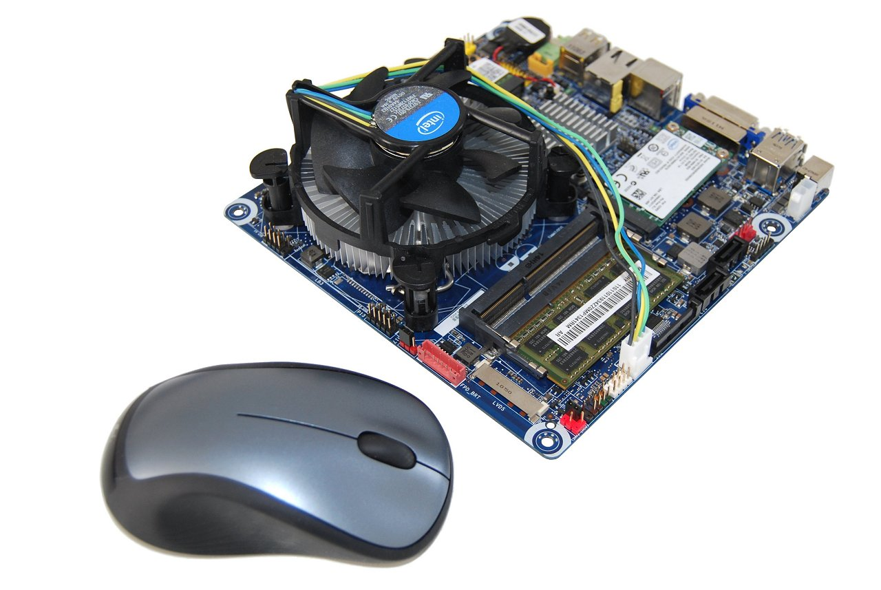 Intel DH61AGL Desktop Board 64Bit