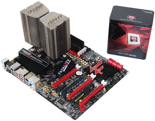 Bulldozer Arrives: AMD FX-8150 Review - TechSpot